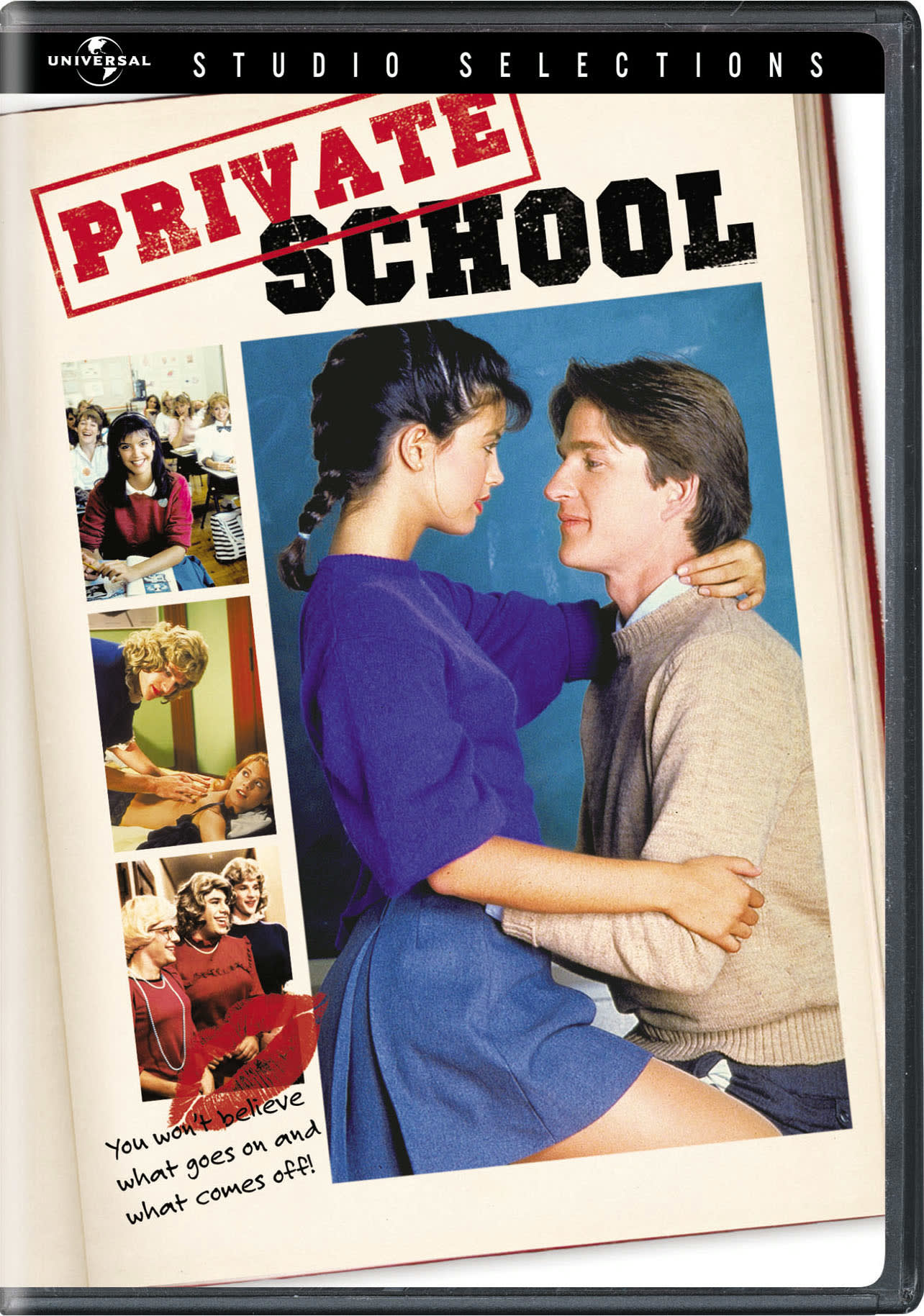 Private School [DVD]