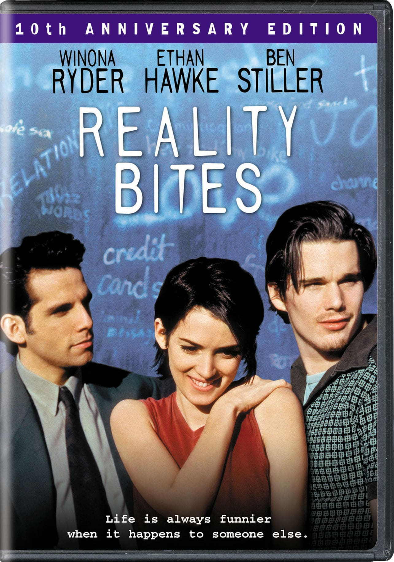 Reality Bites (10th Anniversary Edition) [DVD]
