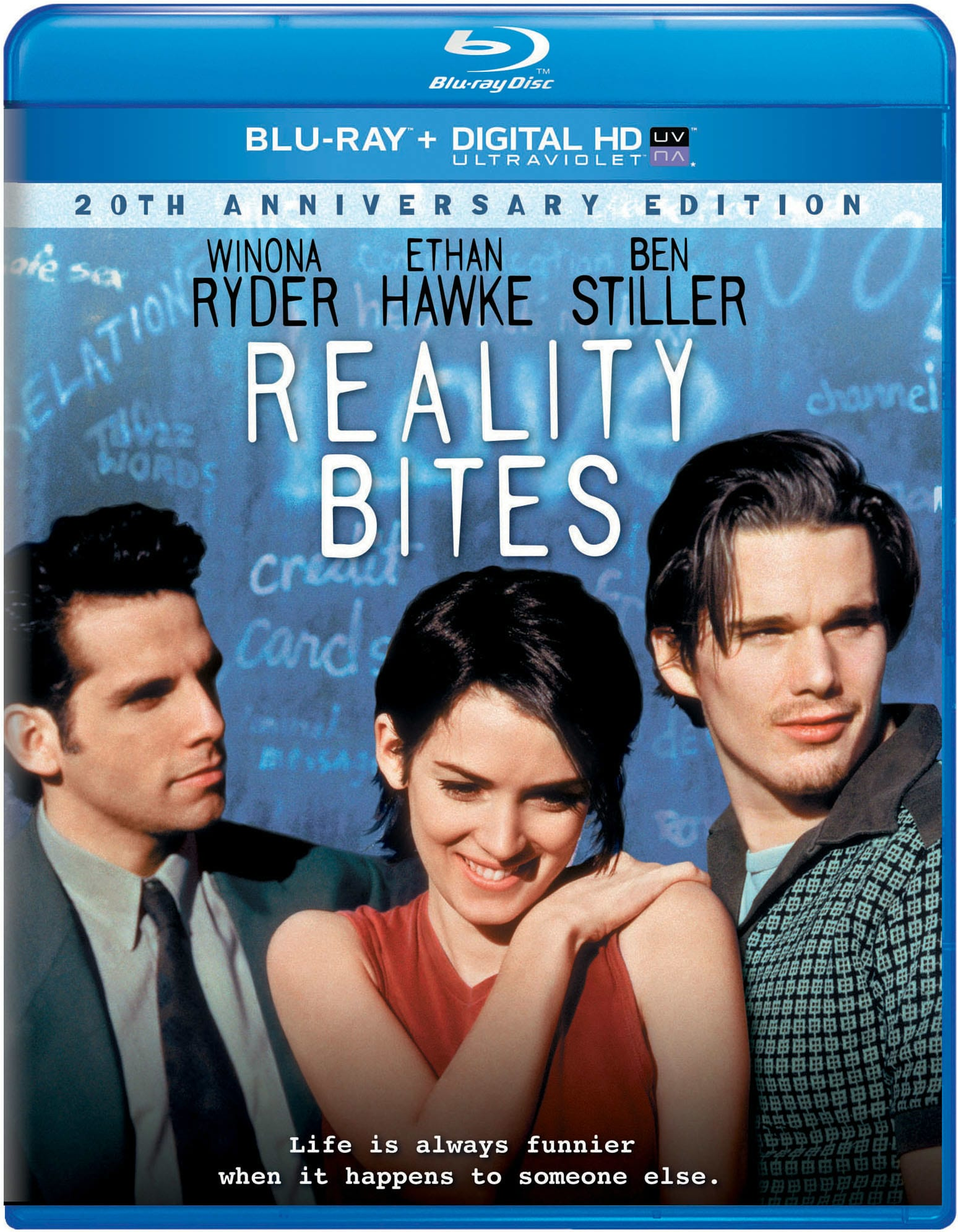 Reality Bites (20th Anniversary Edition) [Blu-ray]