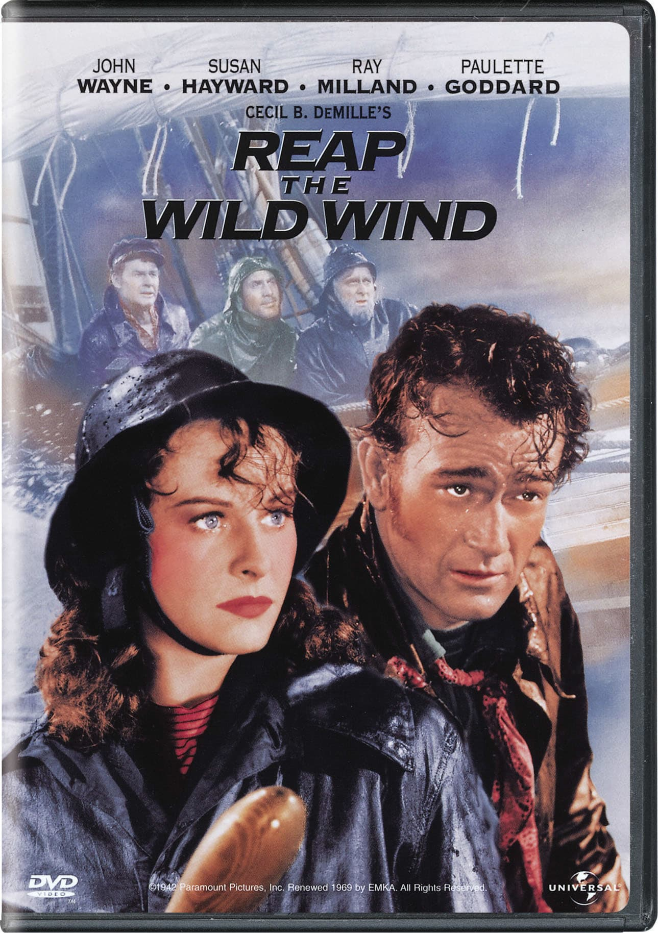 Reap the Wild Wind [DVD]