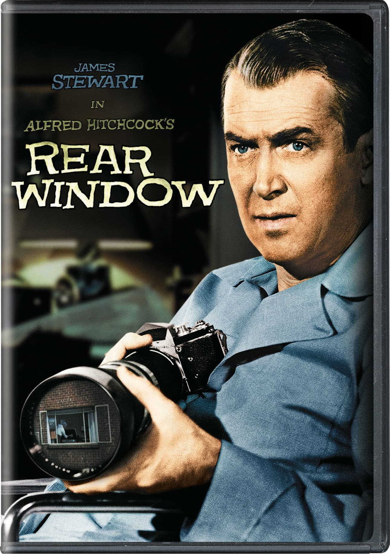 Rear Window [DVD]