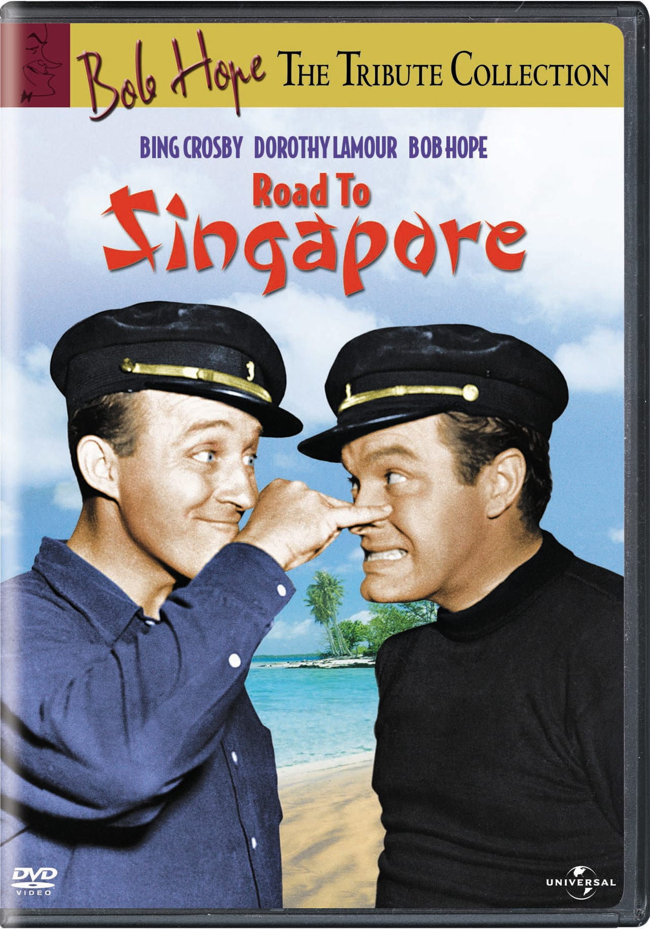 Road to Singapore [DVD]