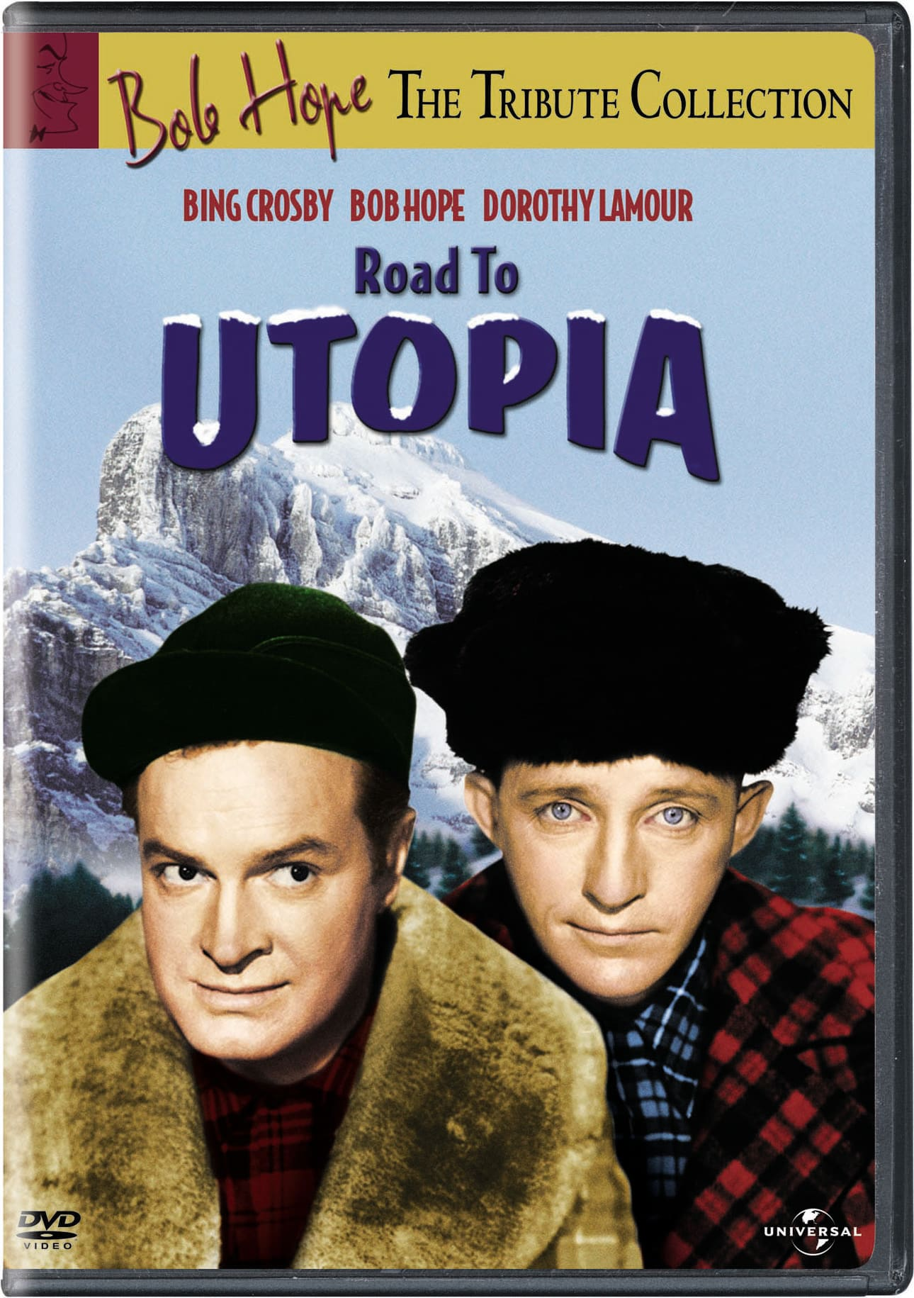 Road to Utopia [DVD]
