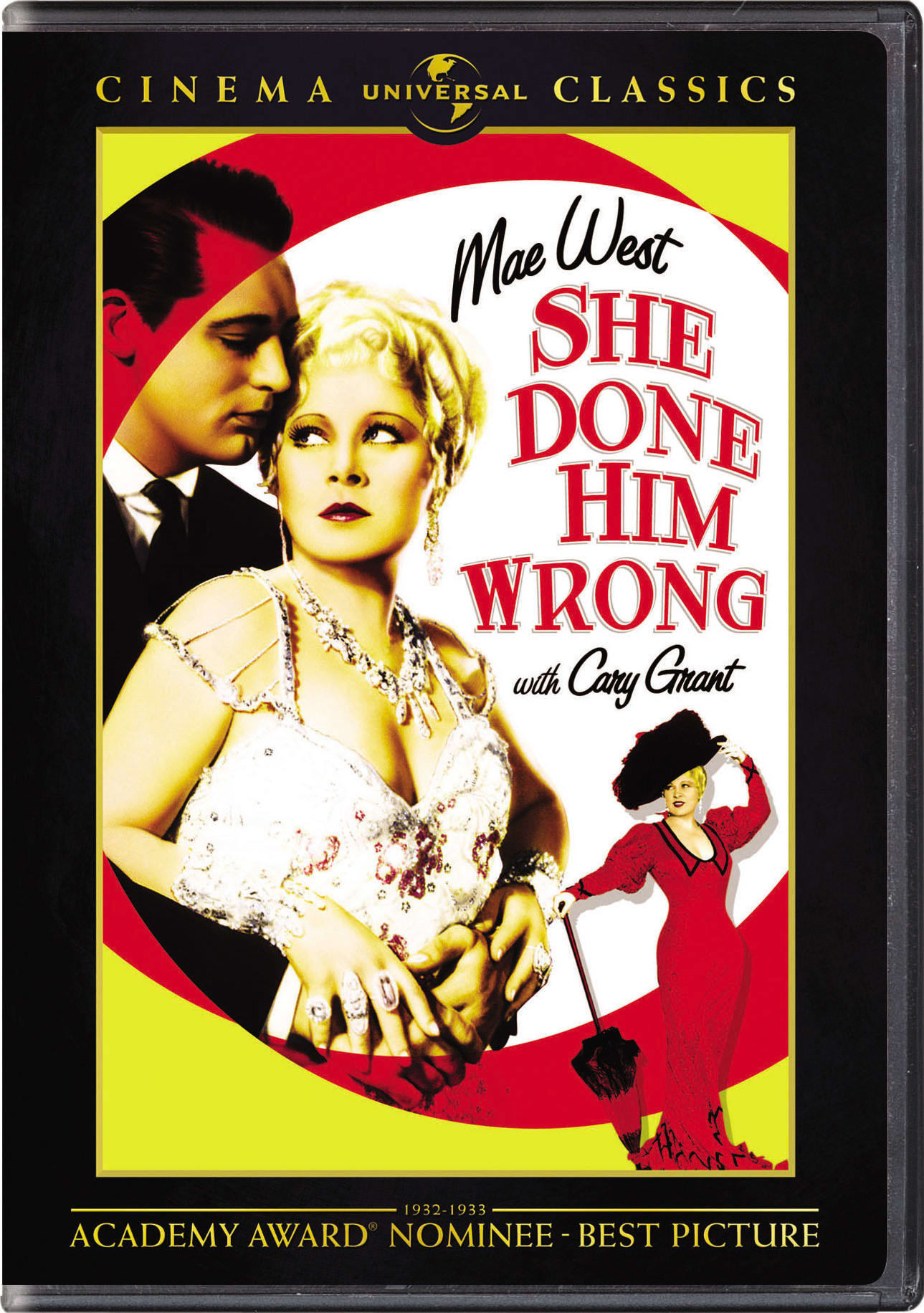 She Done Him Wrong [DVD]