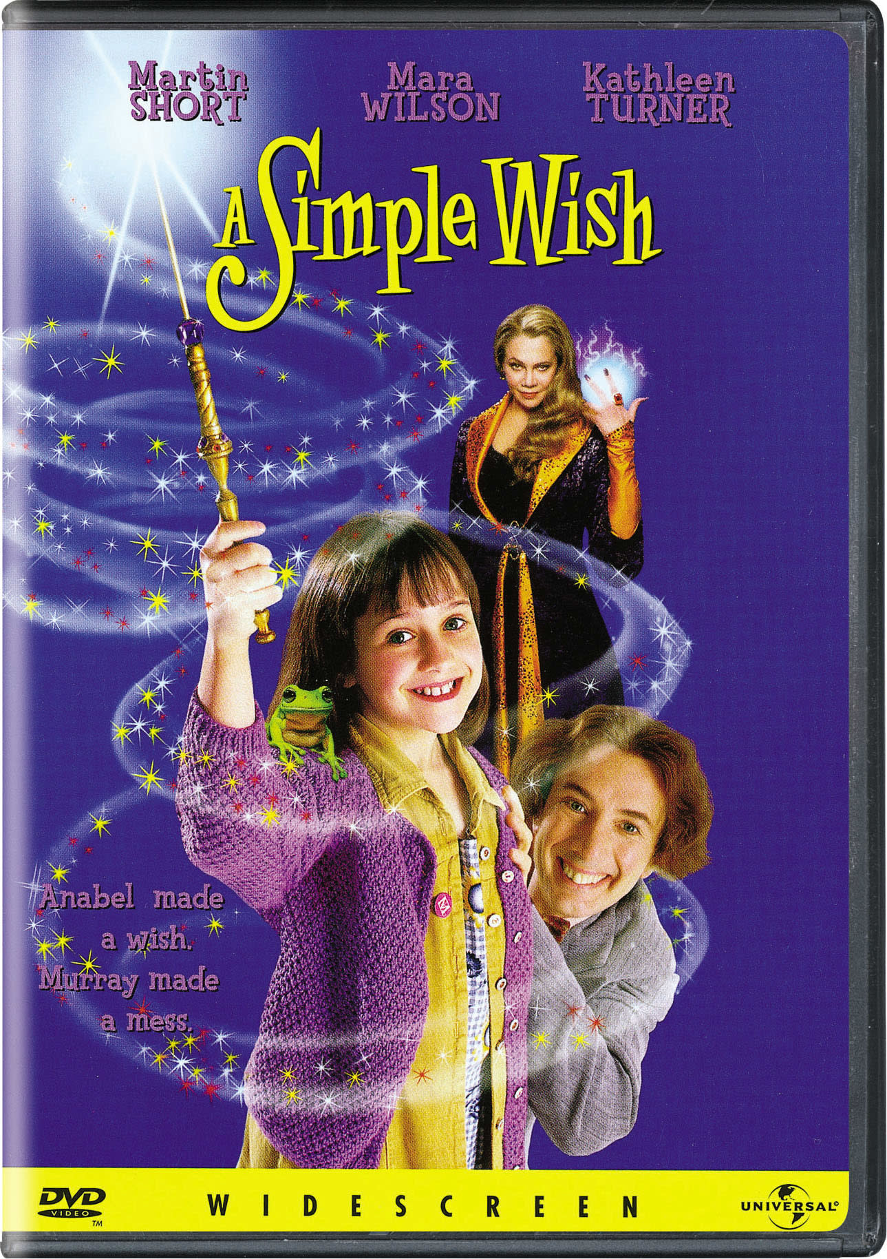 A Simple Wish (1997) (Widescreen) [DVD]