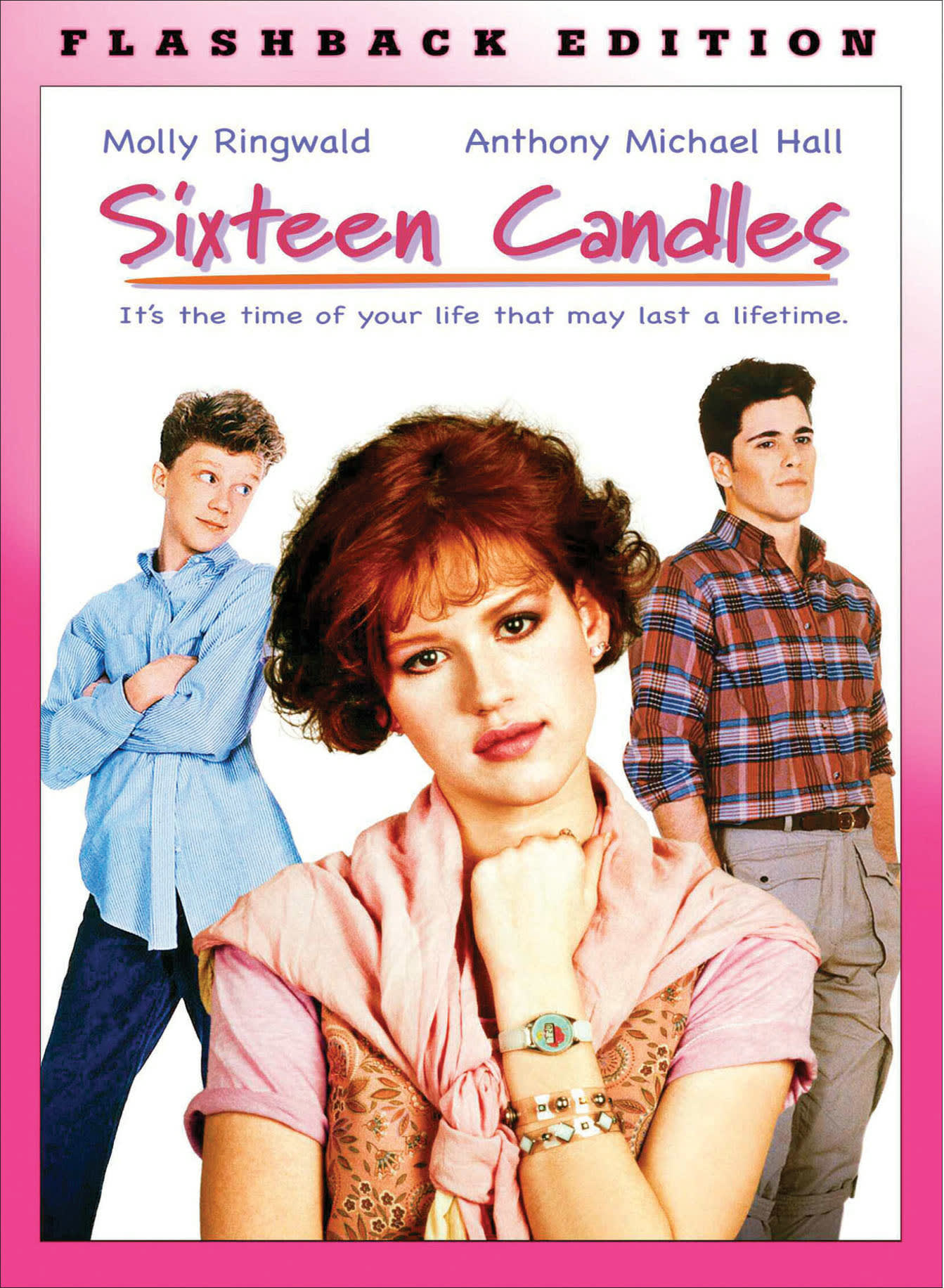 Sixteen Candles (Flashback Edition) [DVD]