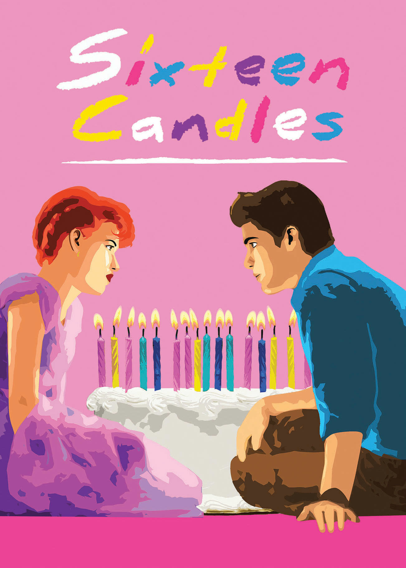 Sixteen Candles (Pop Art) [DVD]