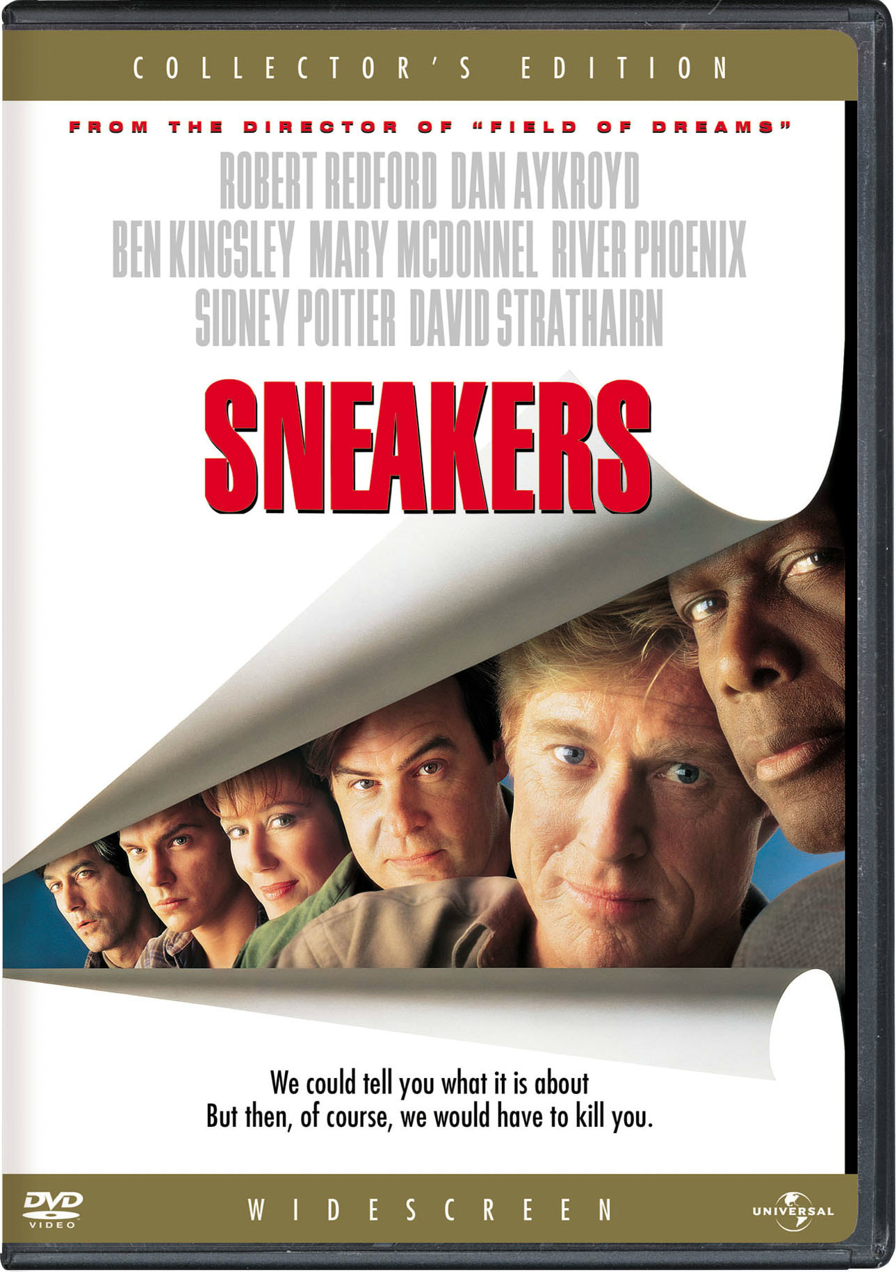 Sneakers (Collector's Edition) [DVD]