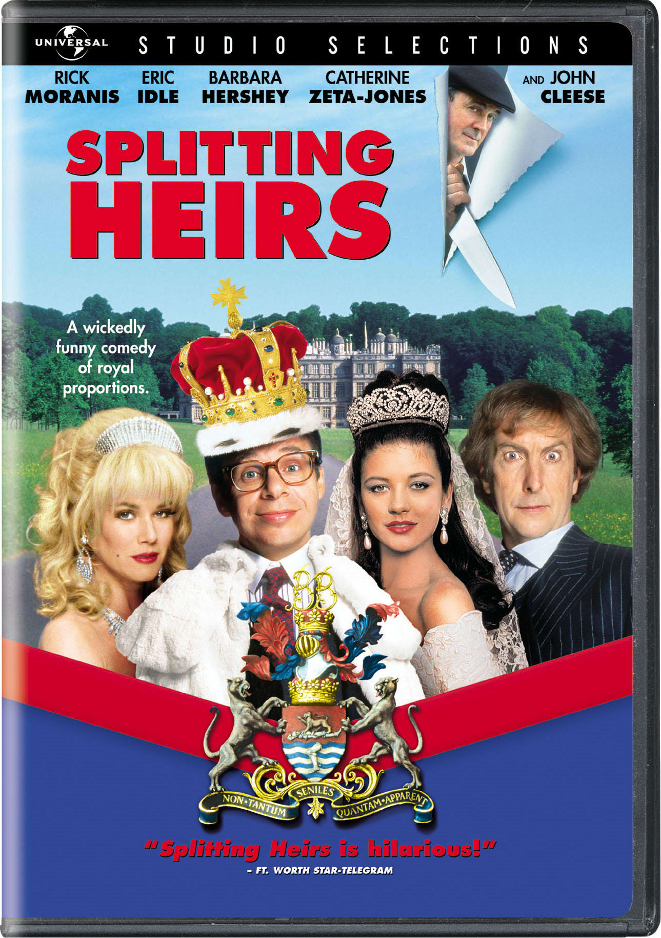 Splitting Heirs [DVD]