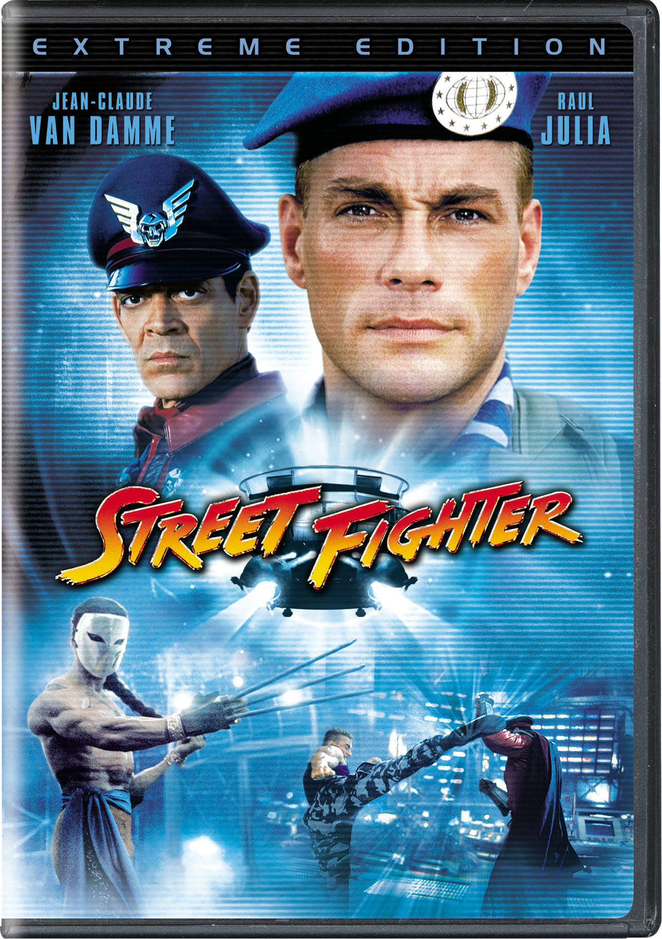 Street Fighter [DVD]