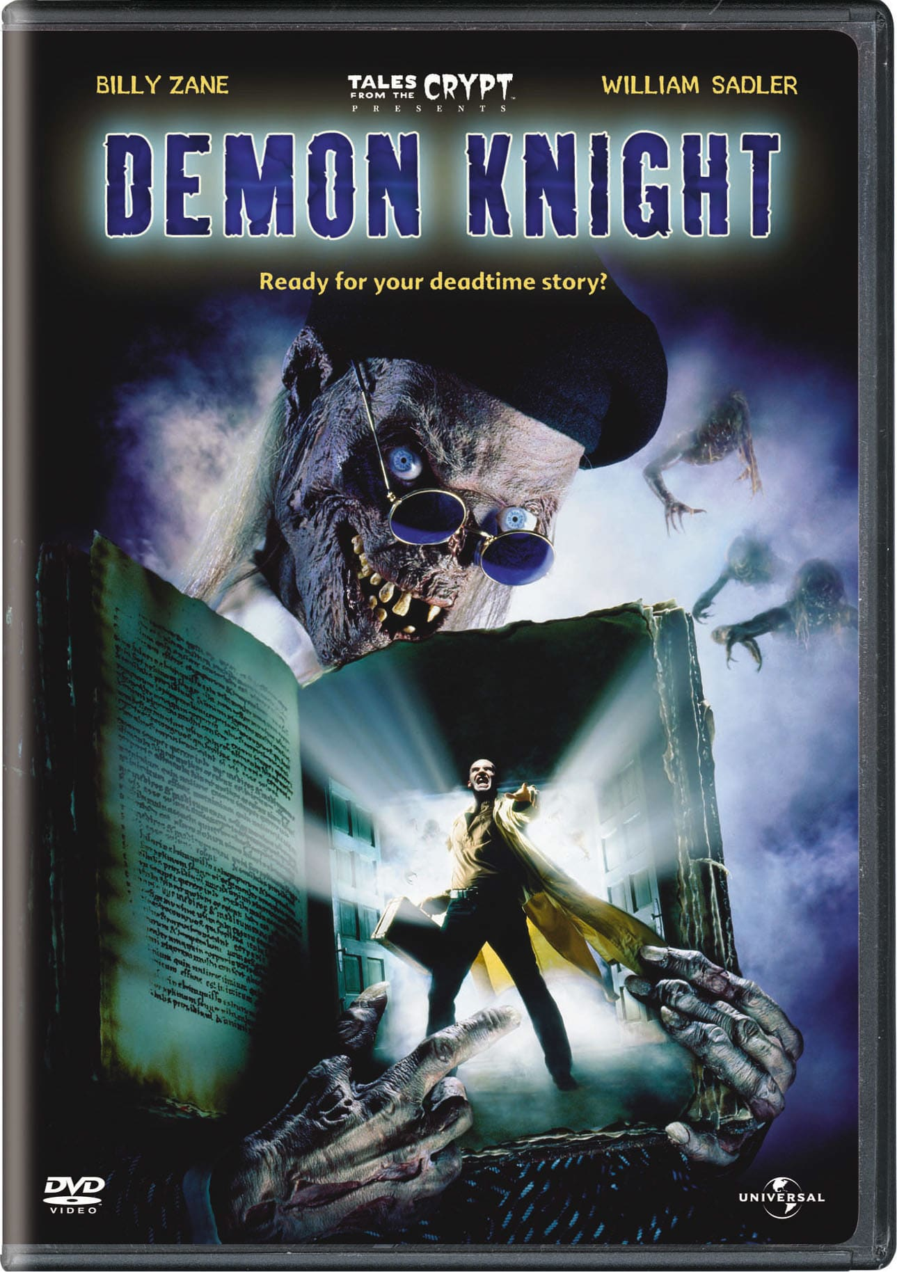Tales from the Crypt: Demon Knight [DVD]