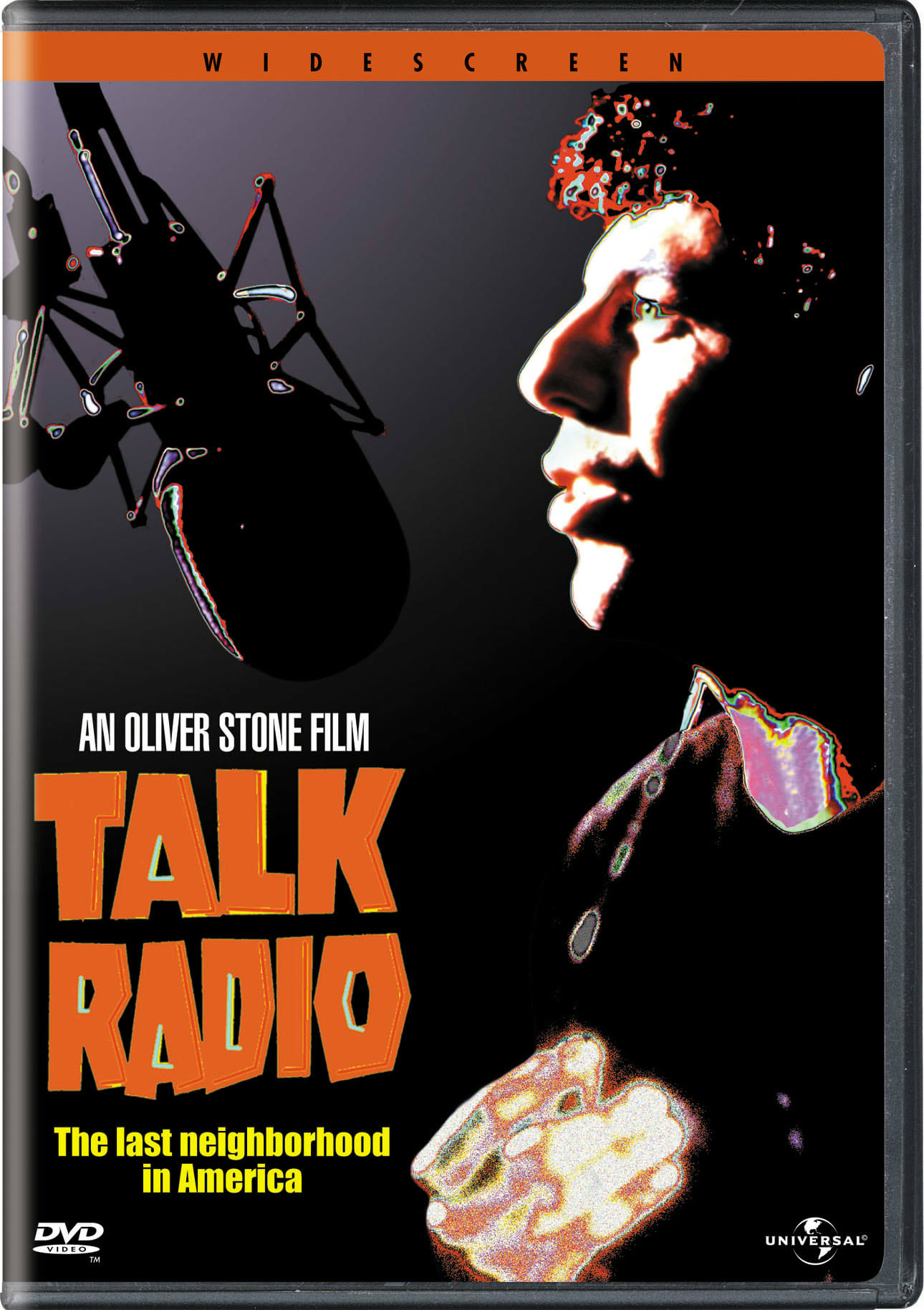 Talk Radio [DVD]