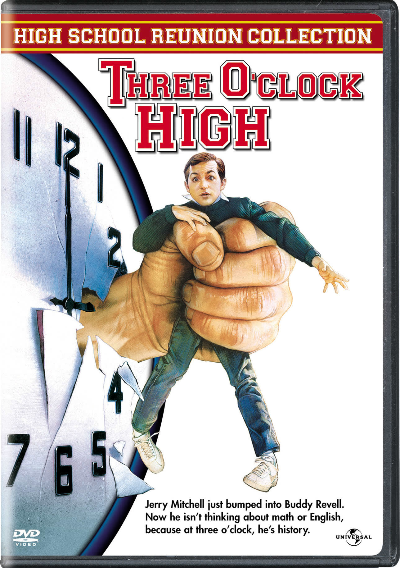 Three O'clock High [DVD]