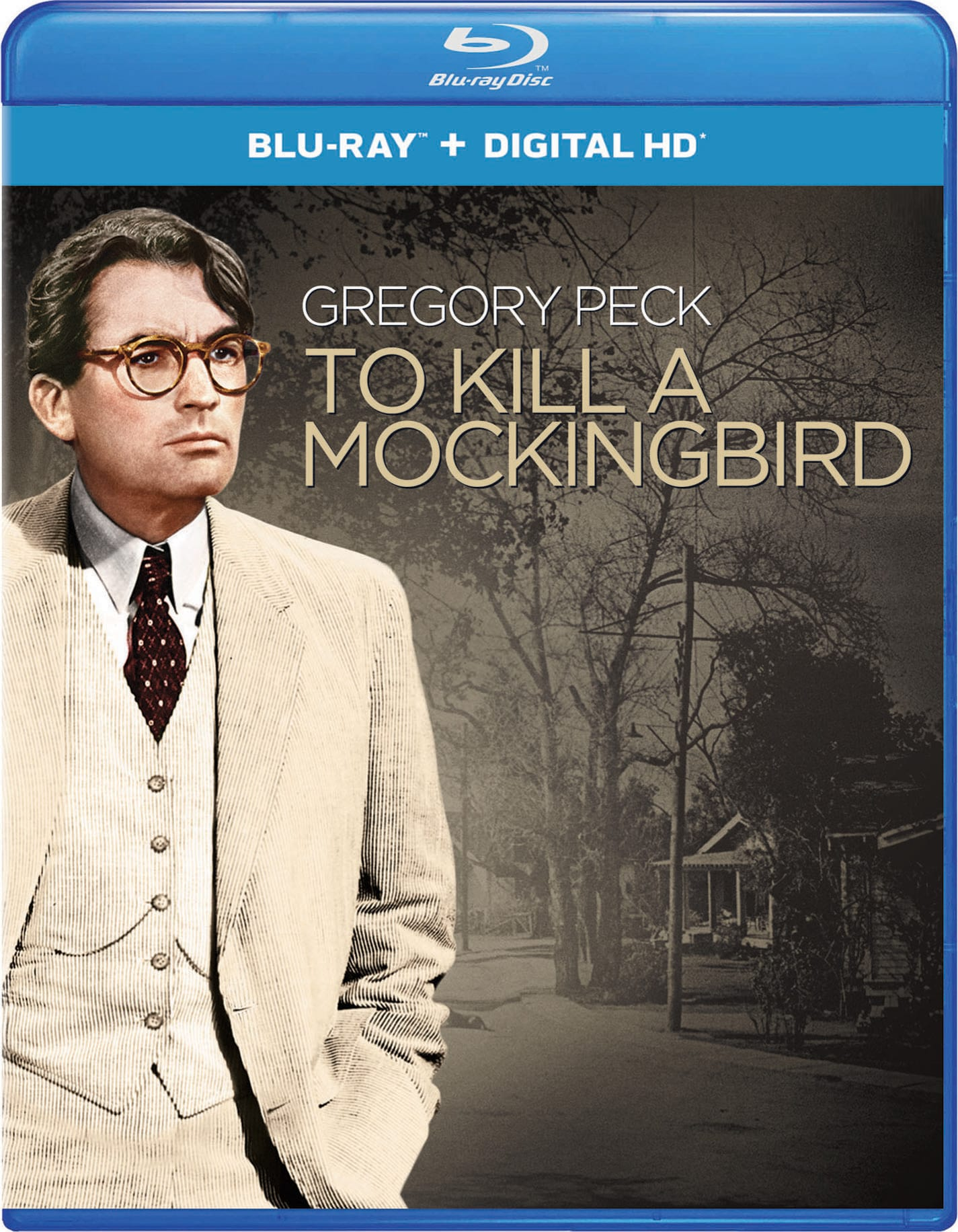 To Kill a Mockingbird (Digital) [Blu-ray]