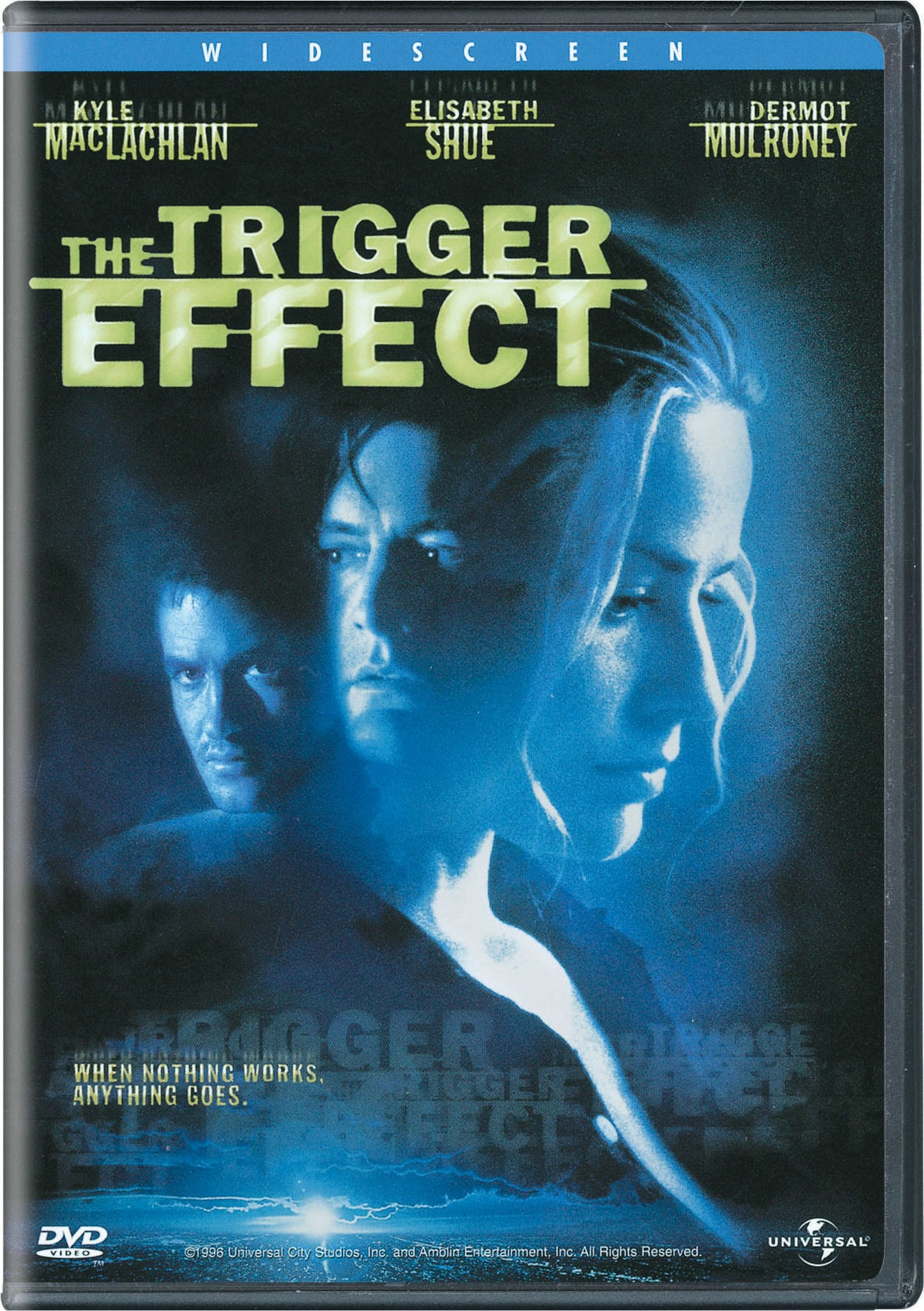 The Trigger Effect [DVD]