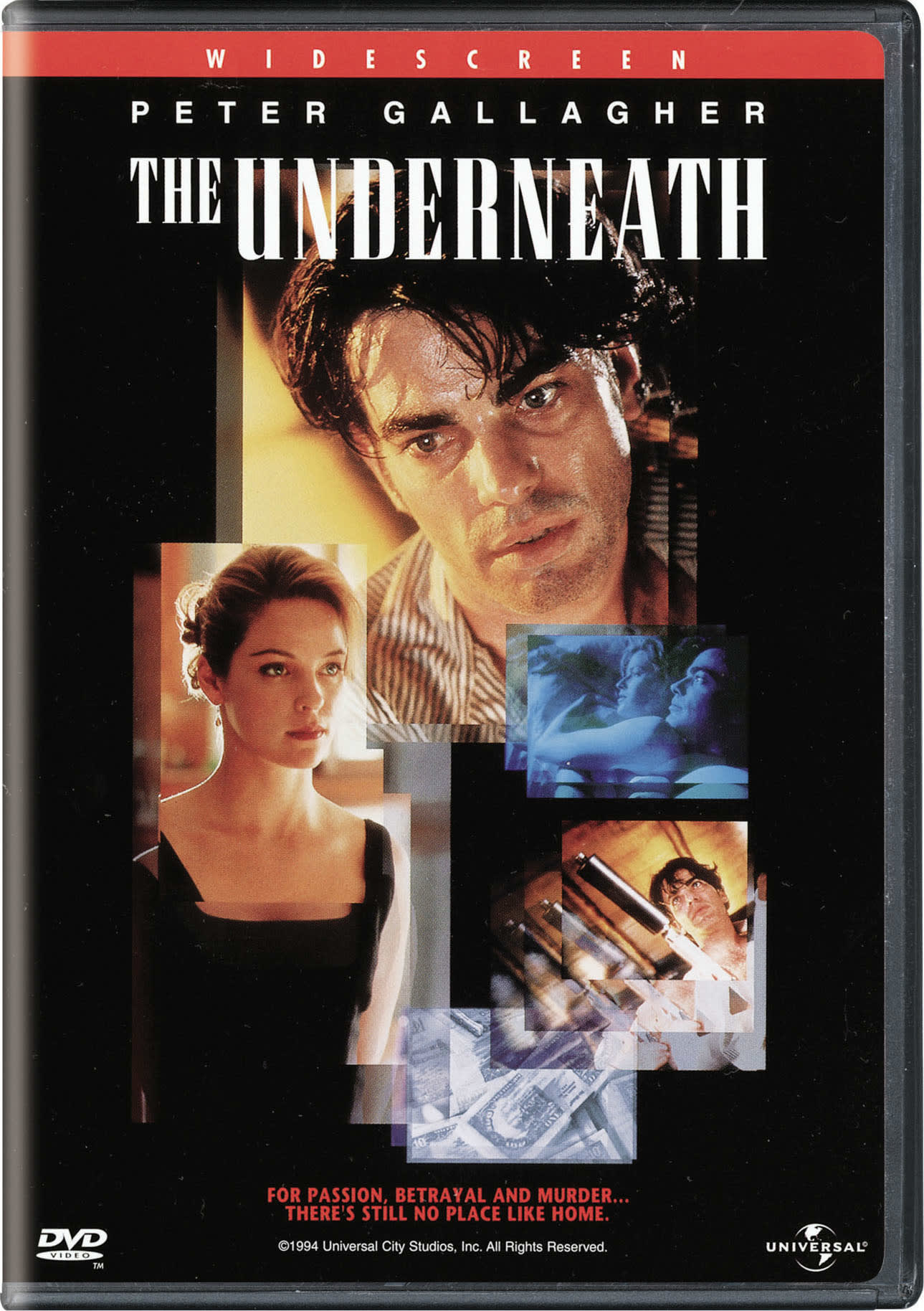 The Underneath [DVD]