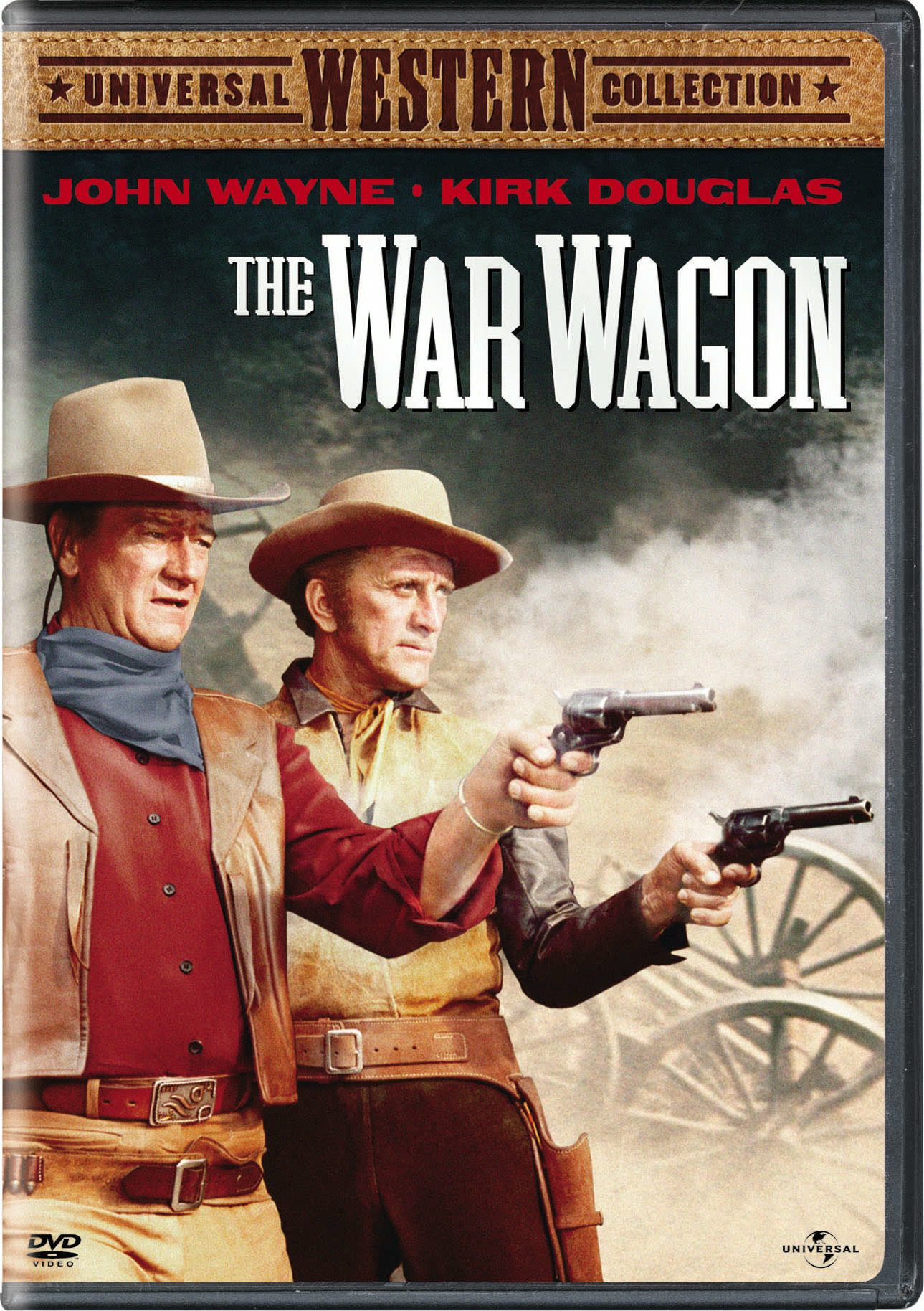 The War Wagon [DVD]