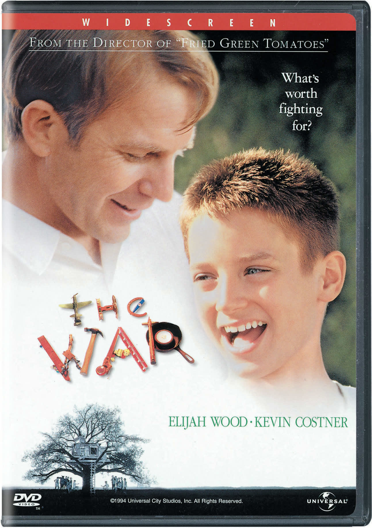 The War [DVD]