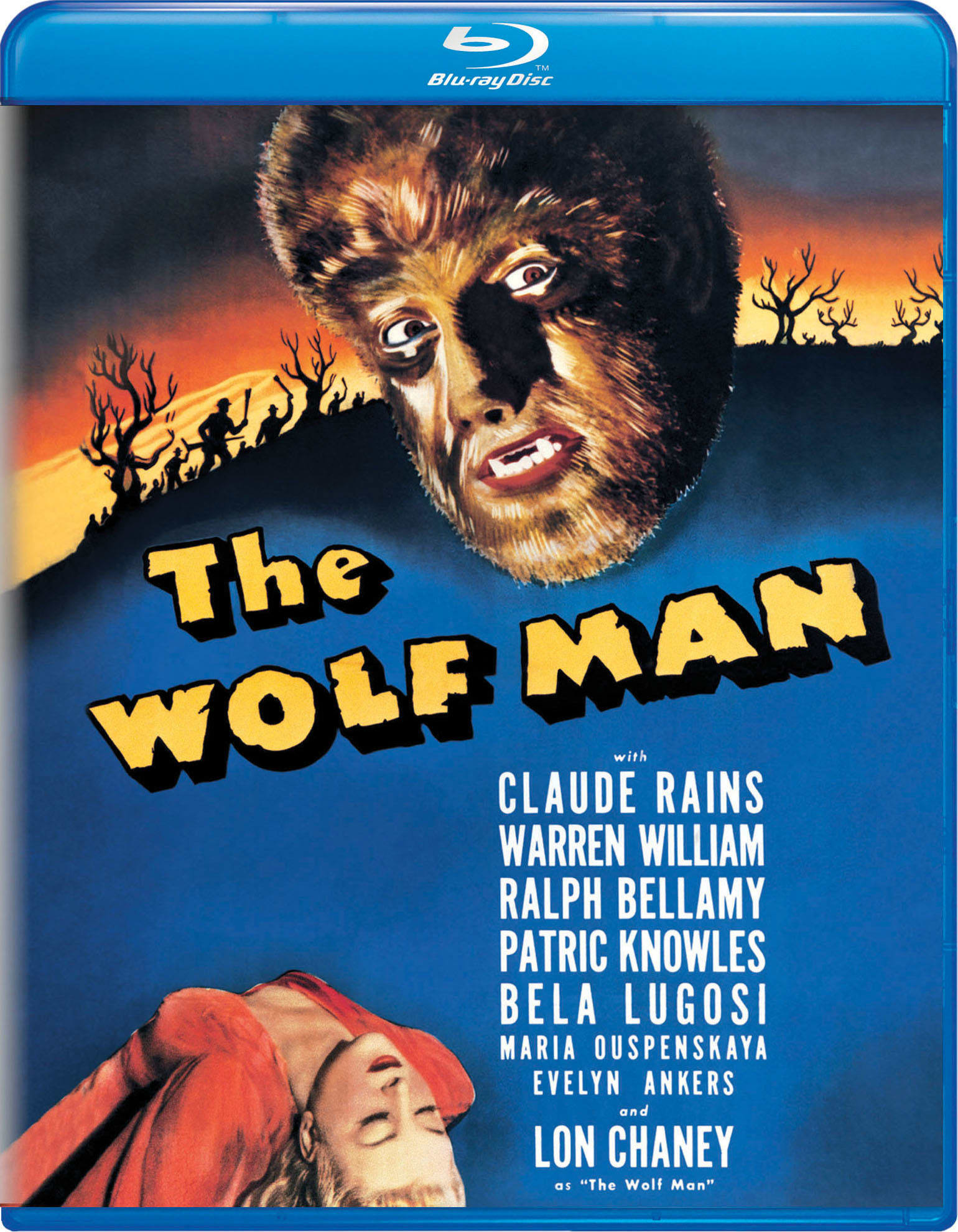The Wolf Man [Blu-ray]