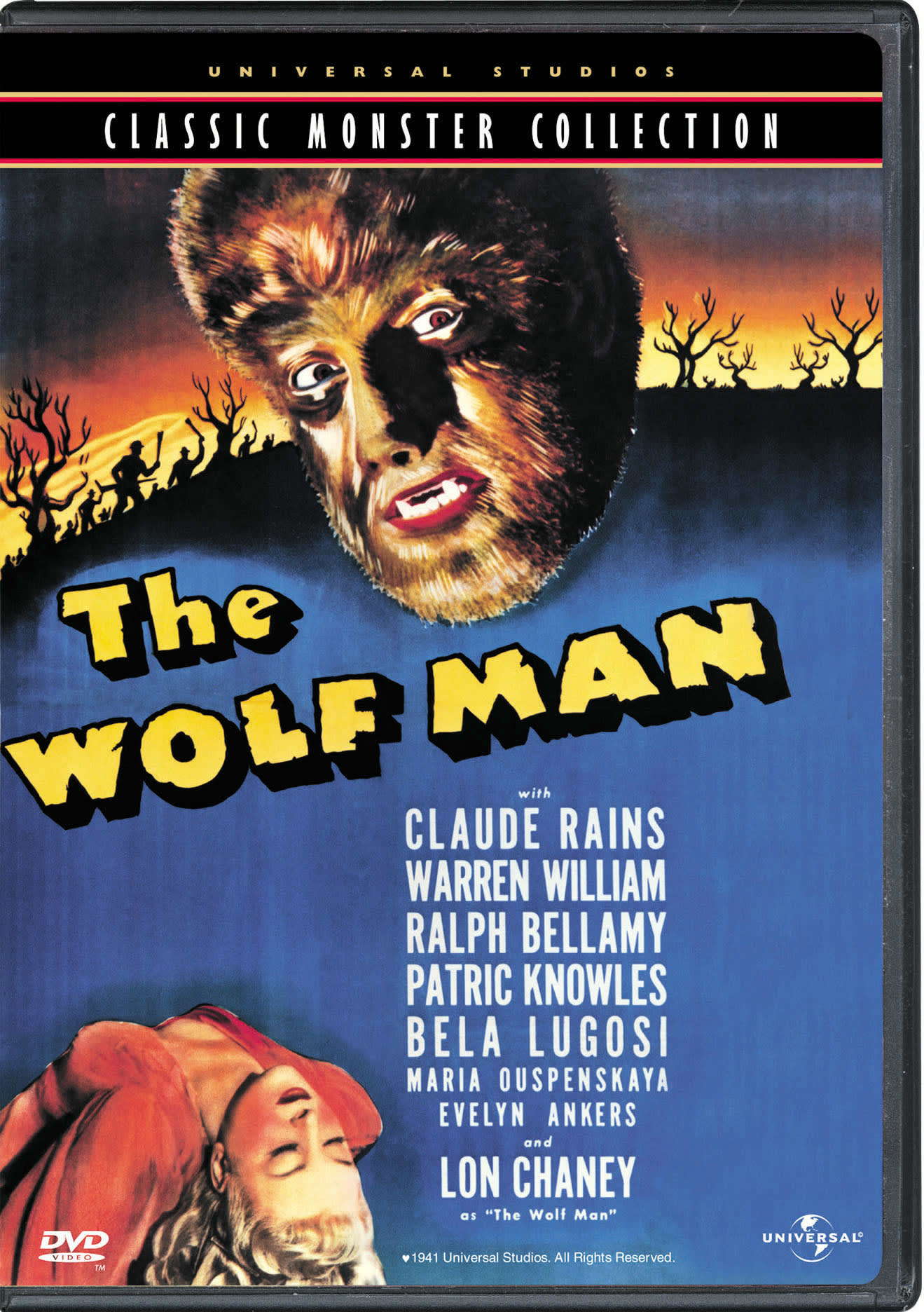 The Wolf Man (Universal Classic Monster Collection) [DVD]