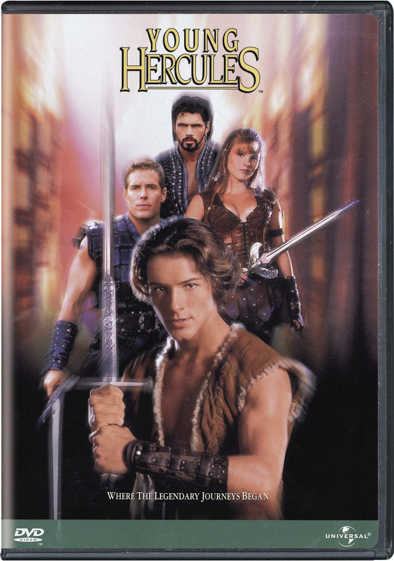 Young Hercules [DVD]
