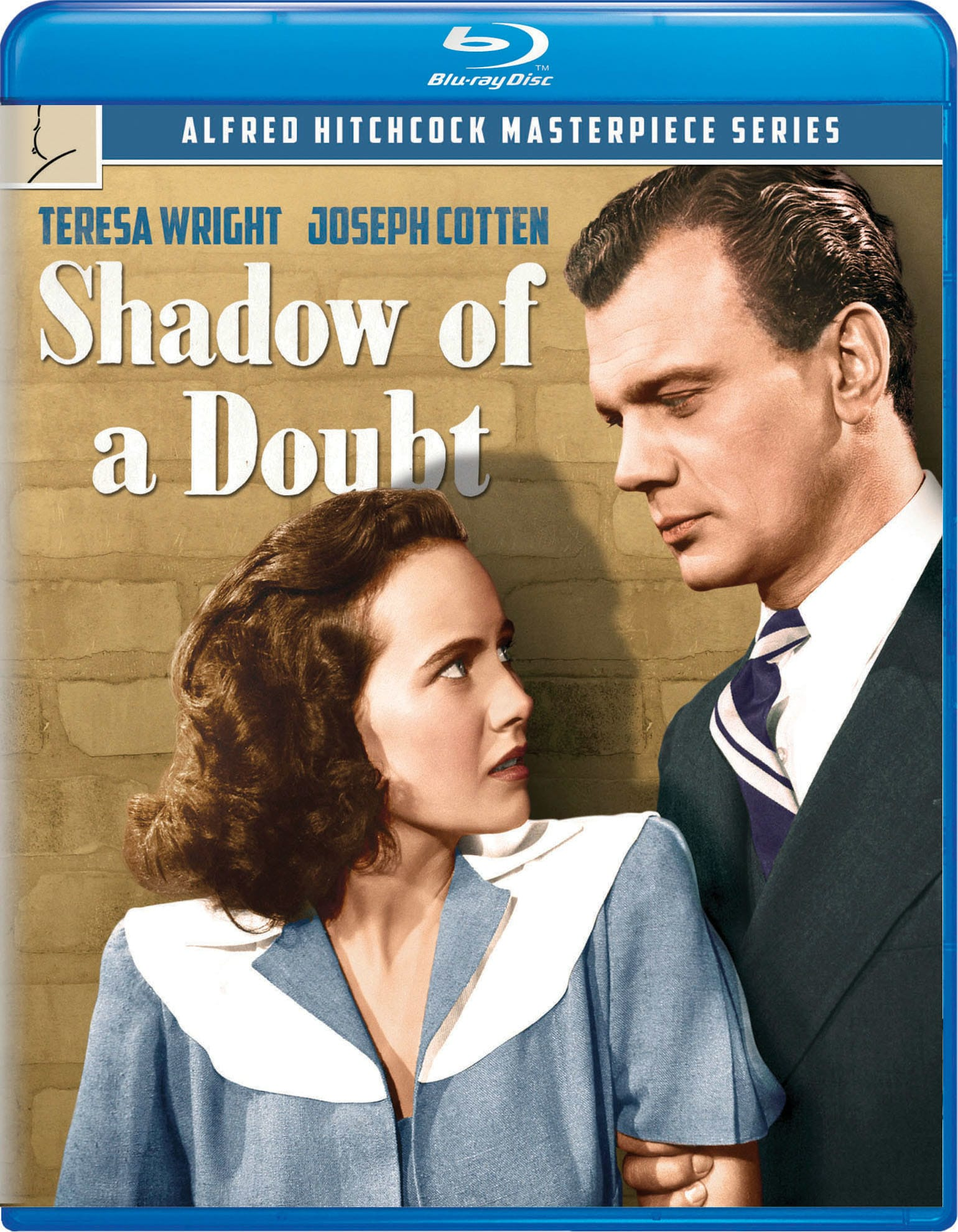Shadow of a Doubt [Blu-ray]