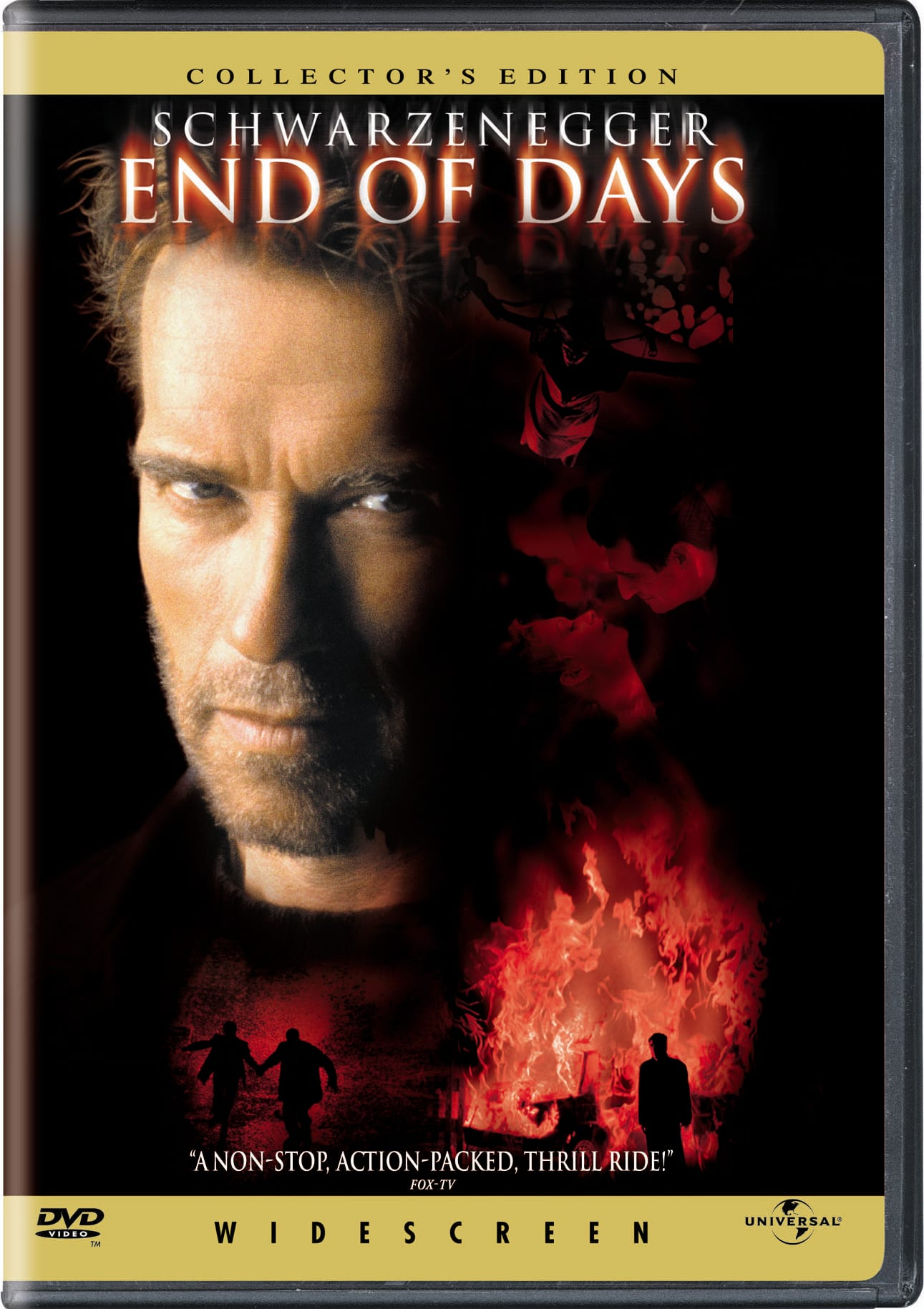 End of Days (Collector's Edition) [DVD]