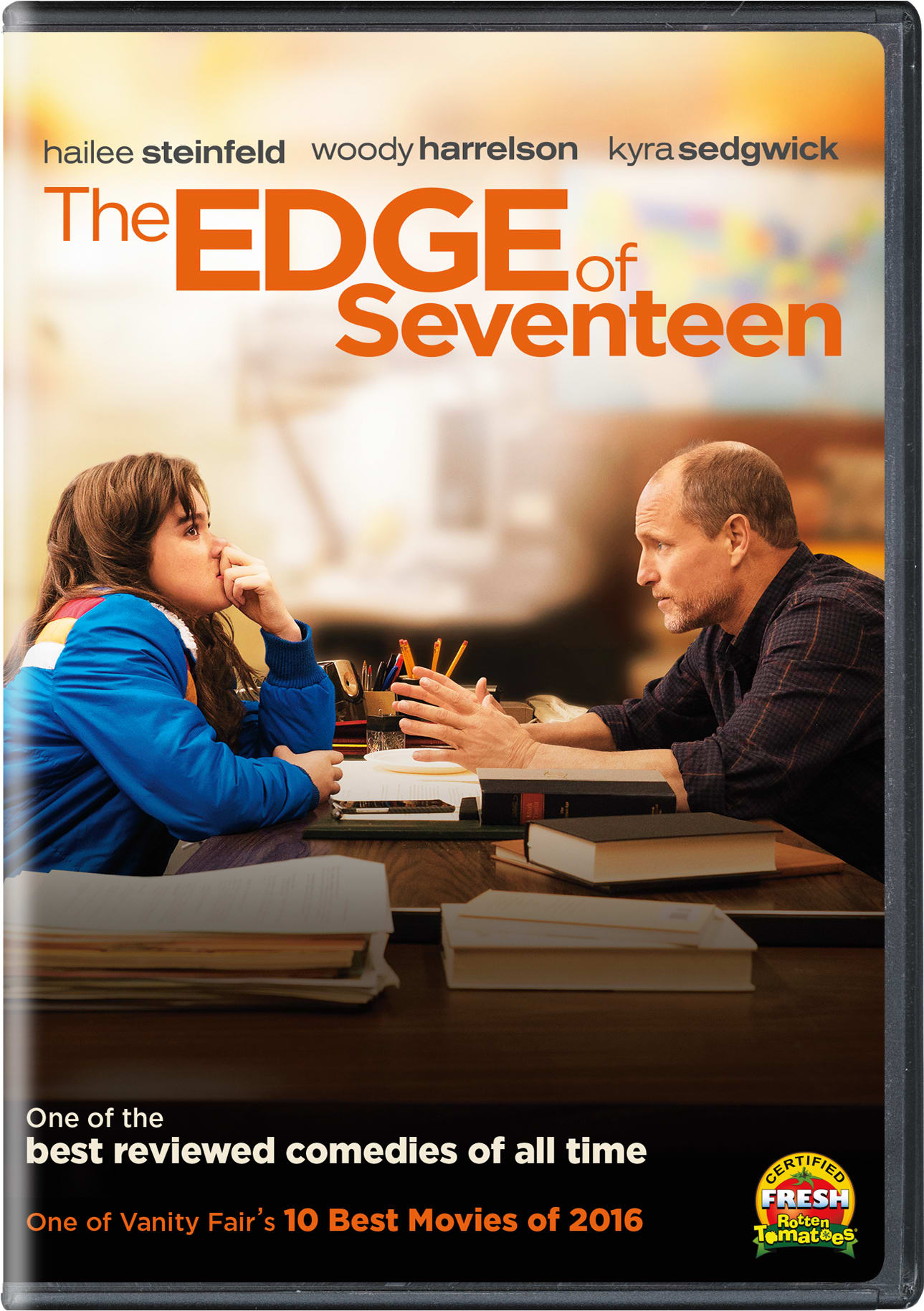The Edge of Seventeen [DVD]