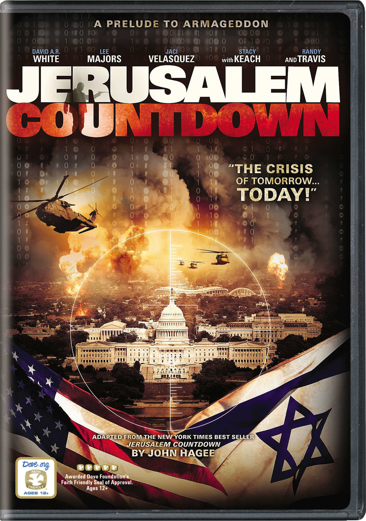 Jerusalem Countdown [DVD]