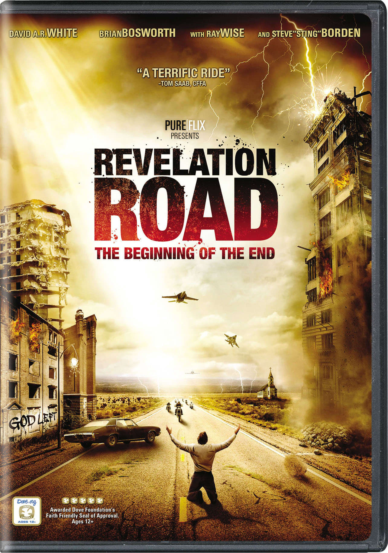 Revelation Road: The Beginning of the End [DVD]