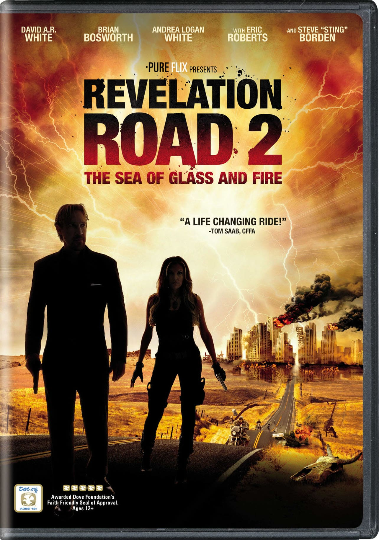 Revelation Road 2: The Sea of Glass and Fire [DVD]