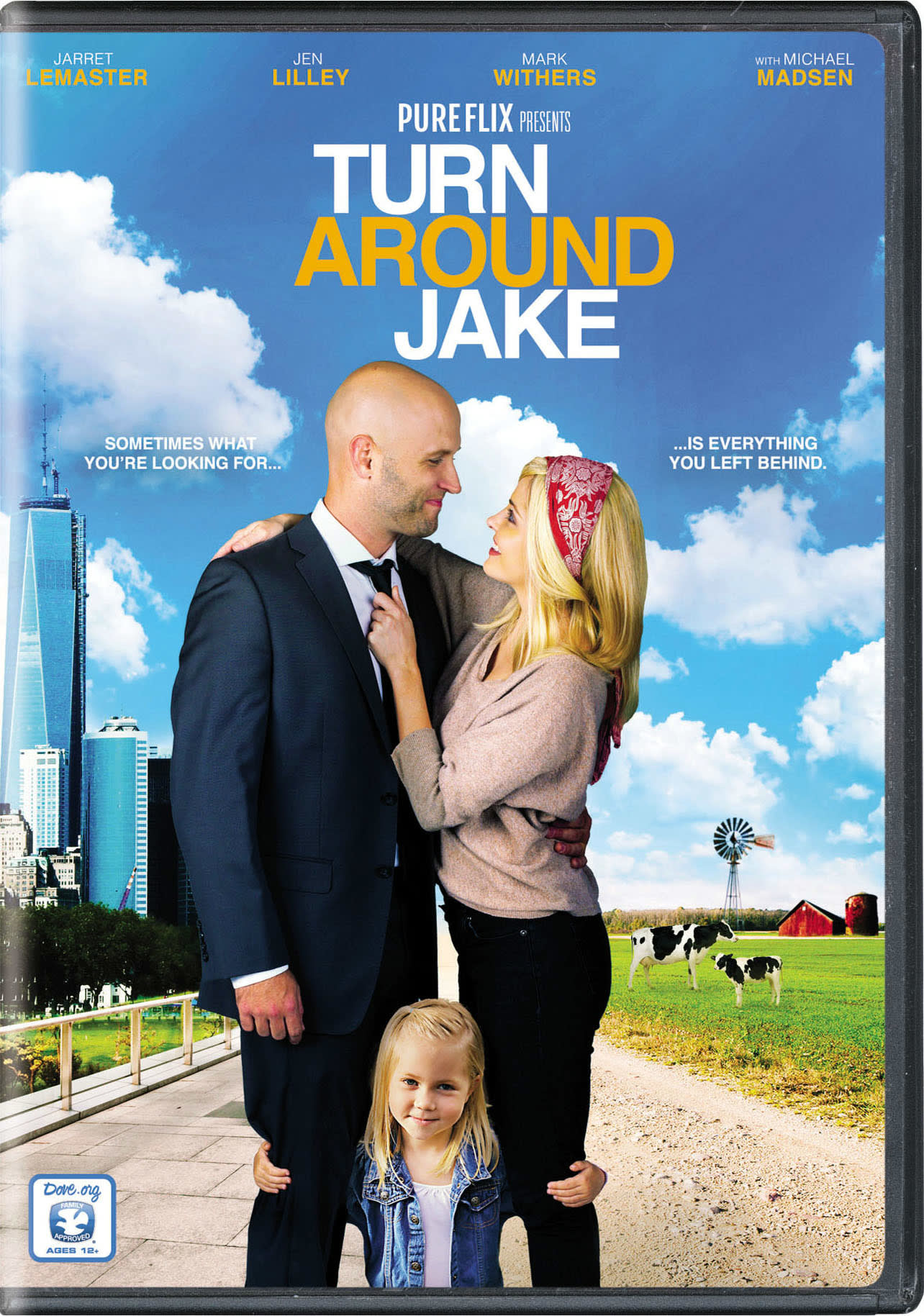 Turn Around Jake [DVD]