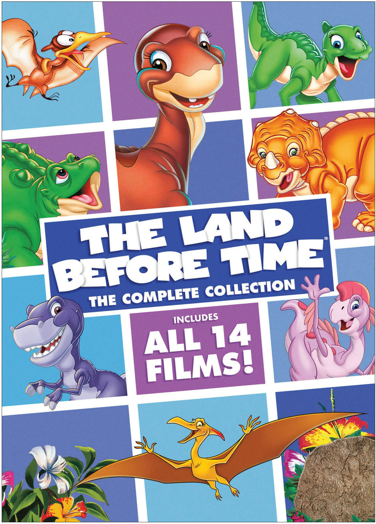 The Land Before Time: The Complete Collection (Box Set) [DVD]