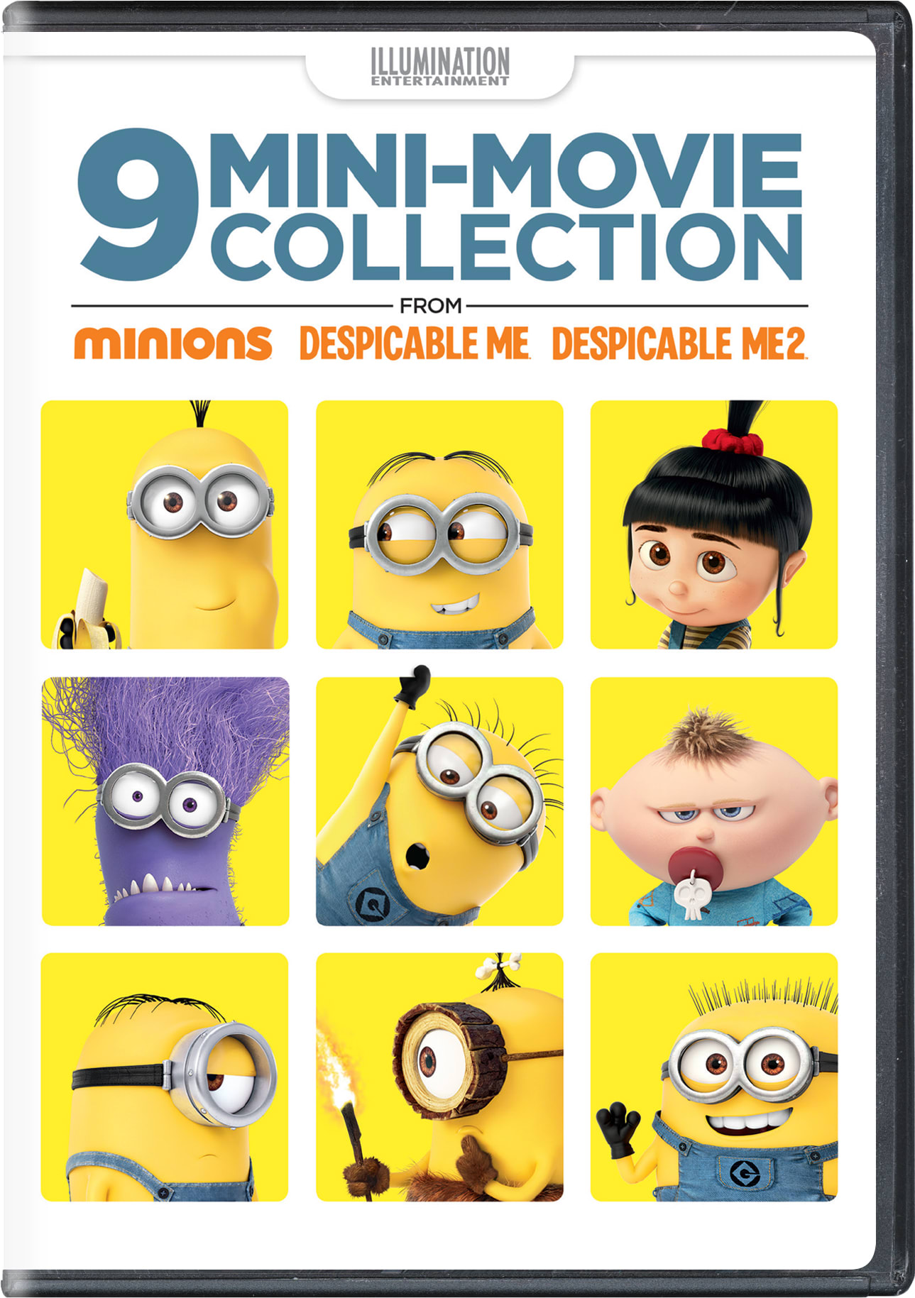 Illumination Presents: 9-Mini-Movie Collection [DVD]