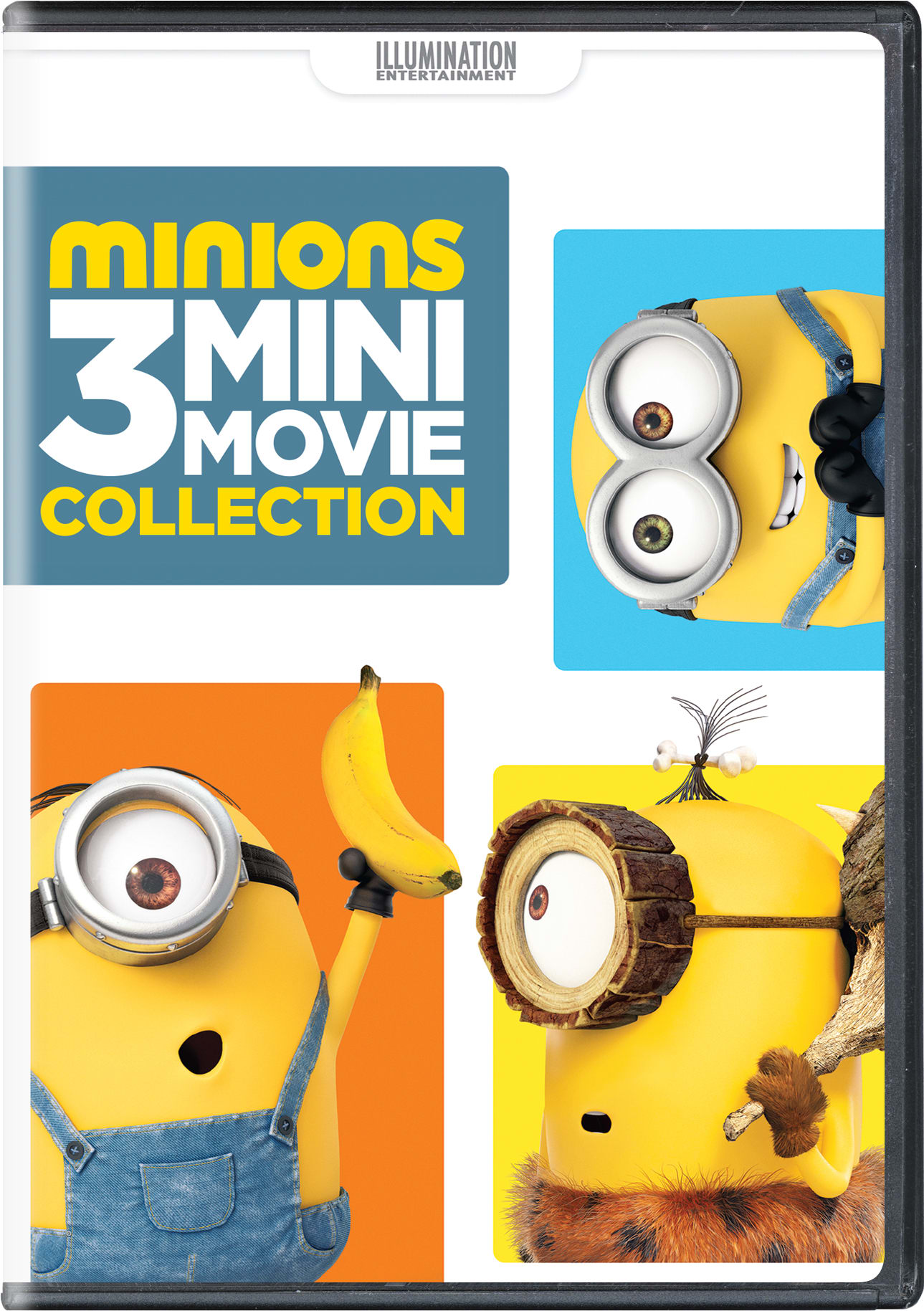 Minions: 3 Mini-Movie Collection [DVD]