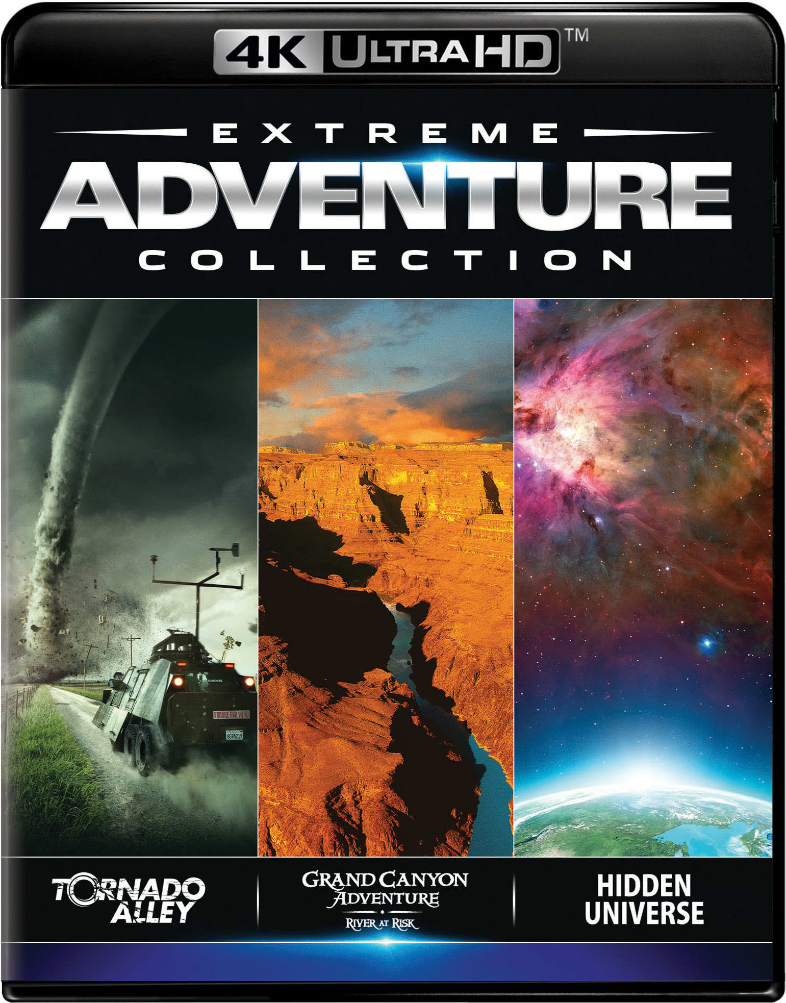 Extreme Adventure Collection (4K Ultra HD) [UHD]