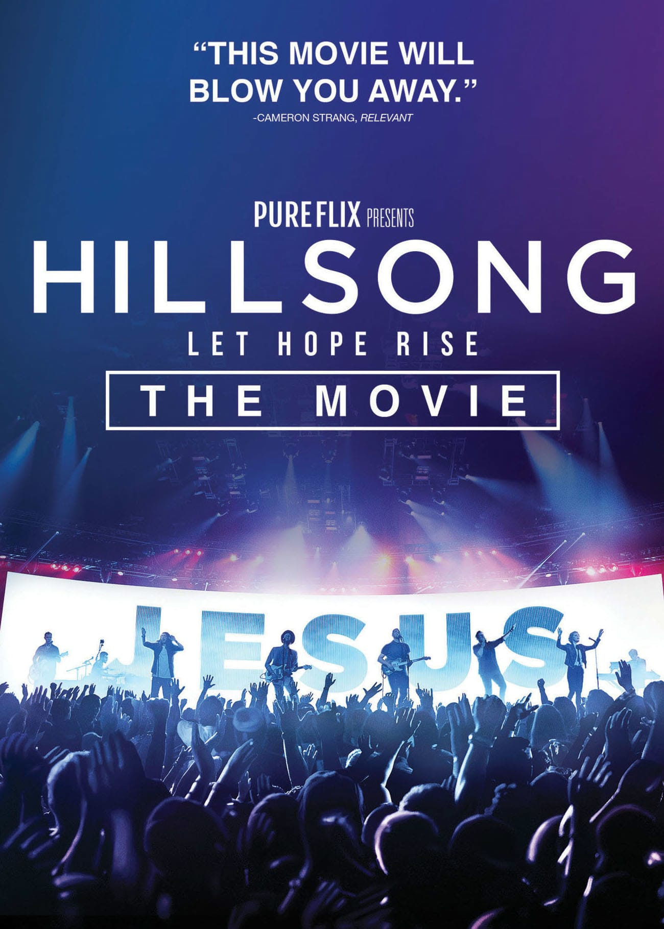 Hillsong: Let Hope Rise [DVD]