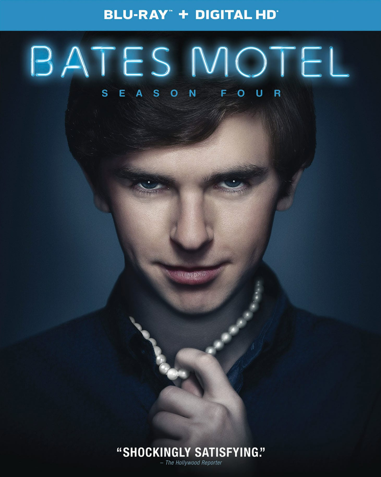 Bates Motel: Season Four (Digital) [Blu-ray]
