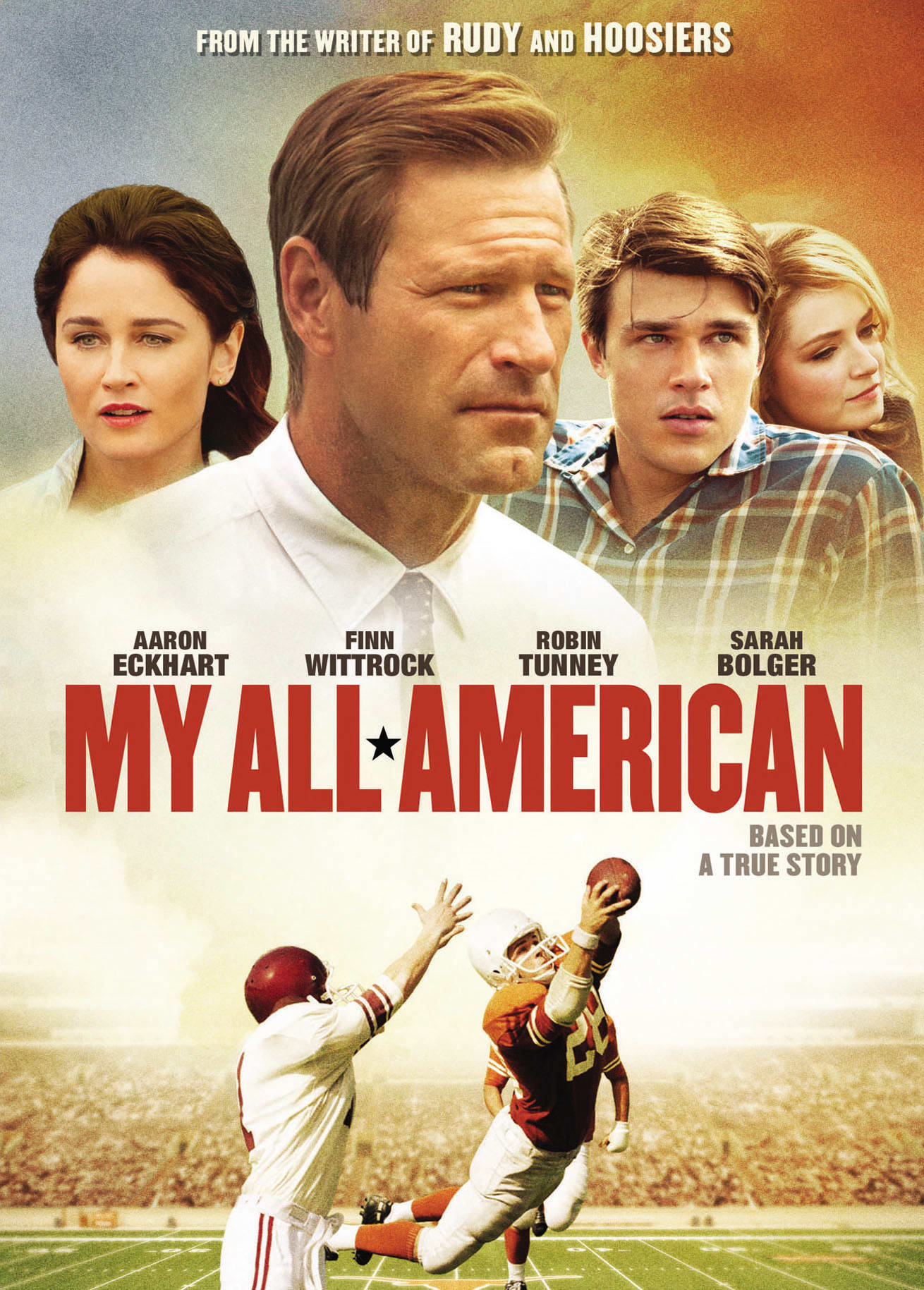 My All American [DVD]