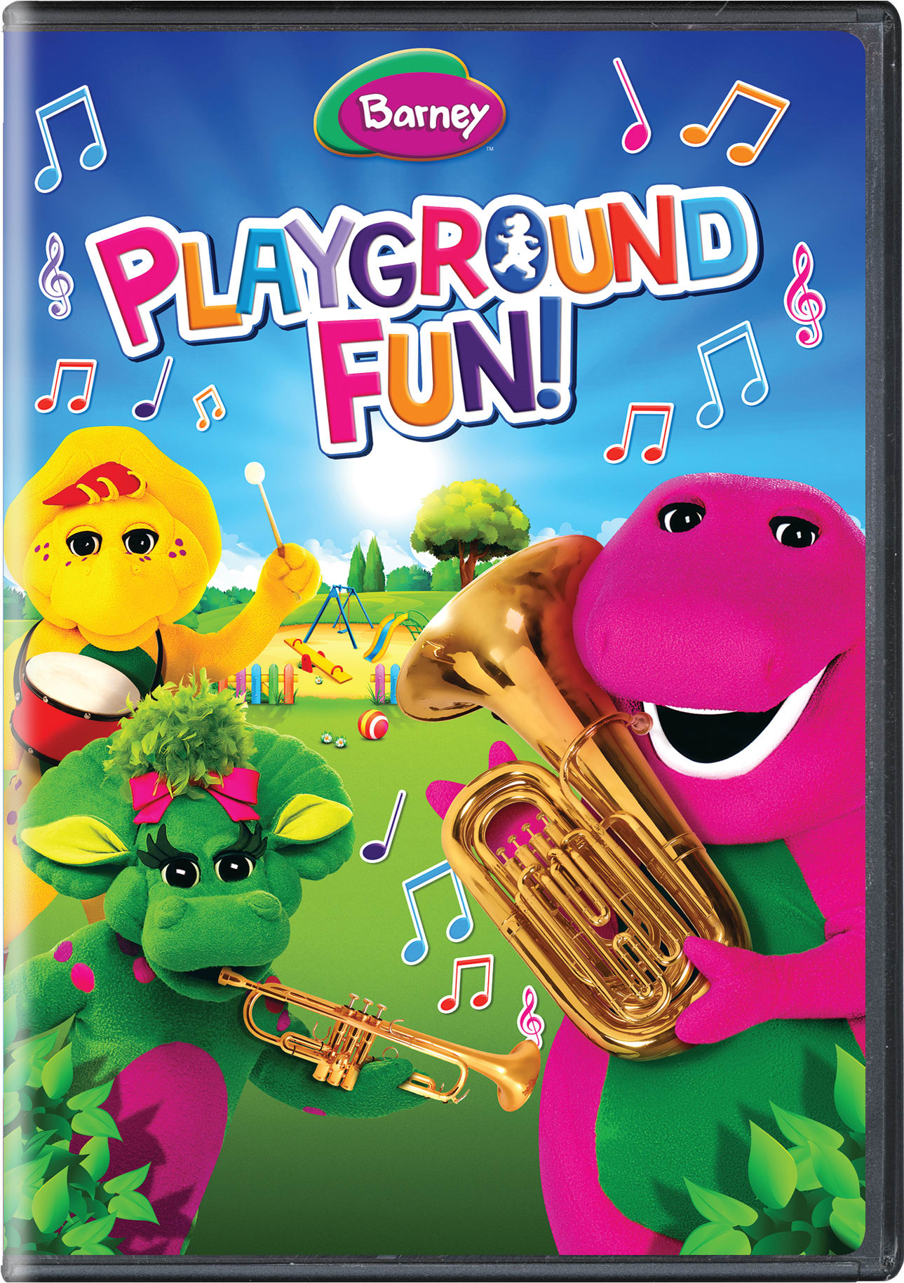 Barney: Playground Fun [DVD]