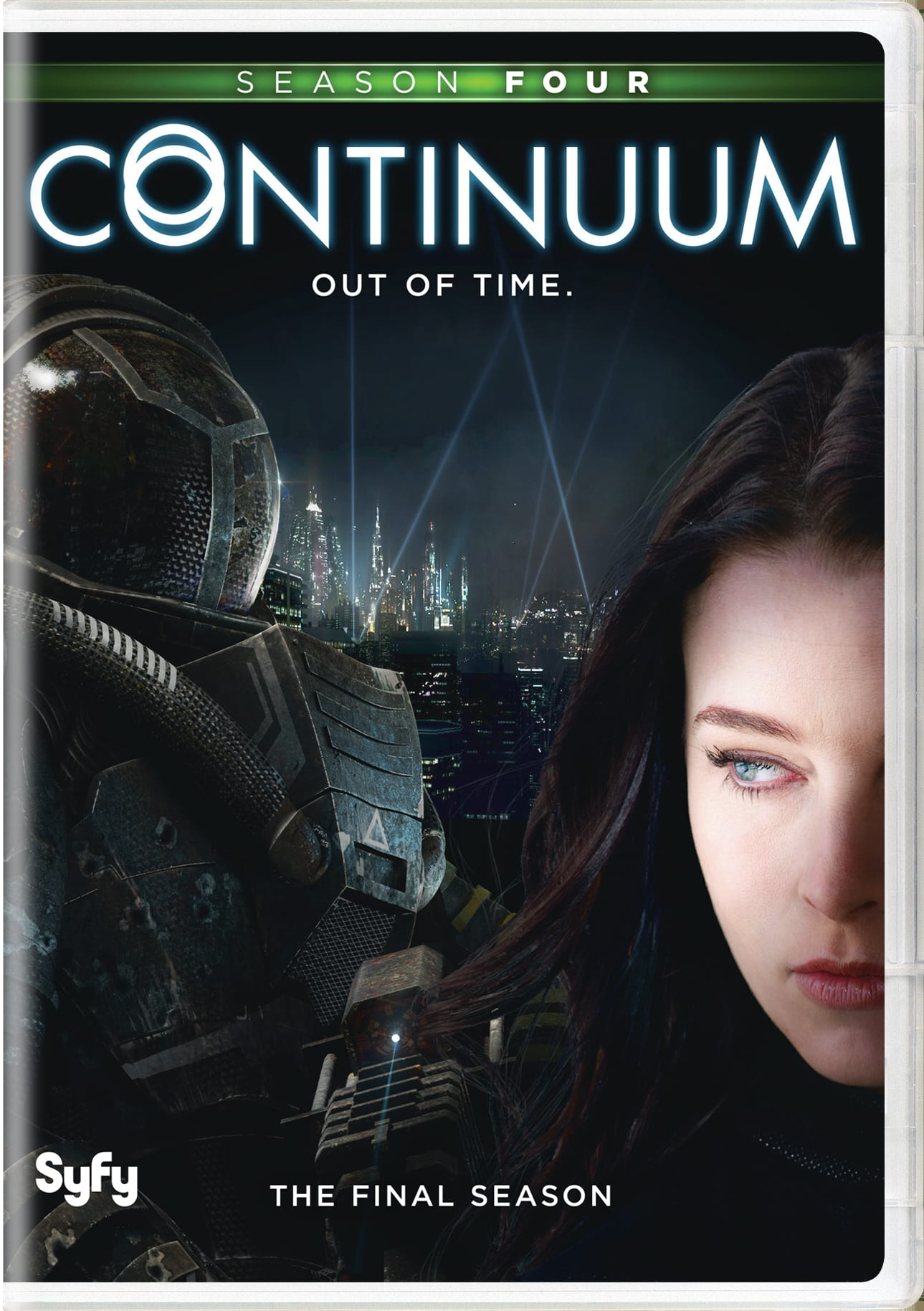 Continuum: Season Four [DVD]