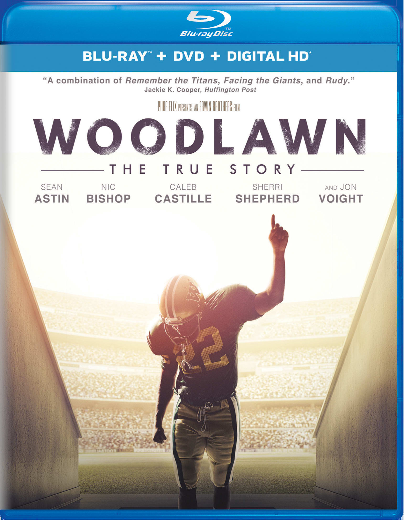 Woodlawn (Combo Pack) [Blu-ray]
