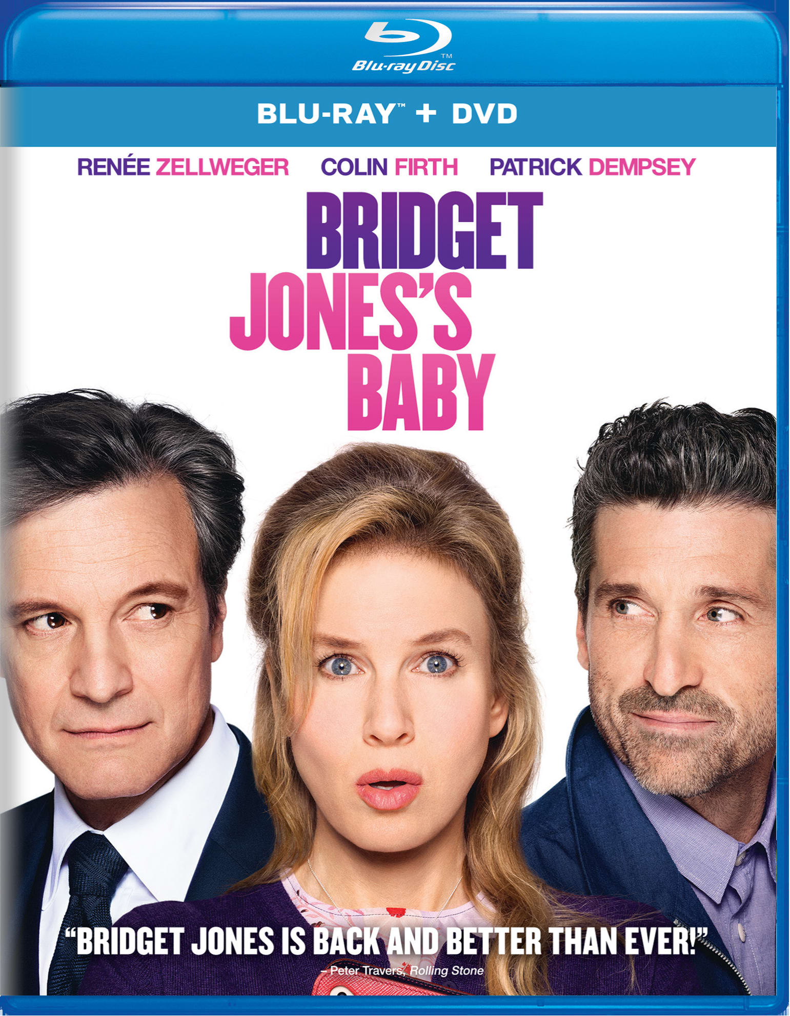Bridget Jones's Baby (Digital) [Blu-ray]