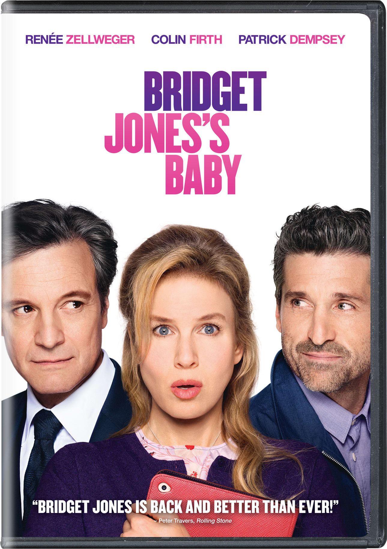 Bridget Jones's Baby (2016) [DVD]