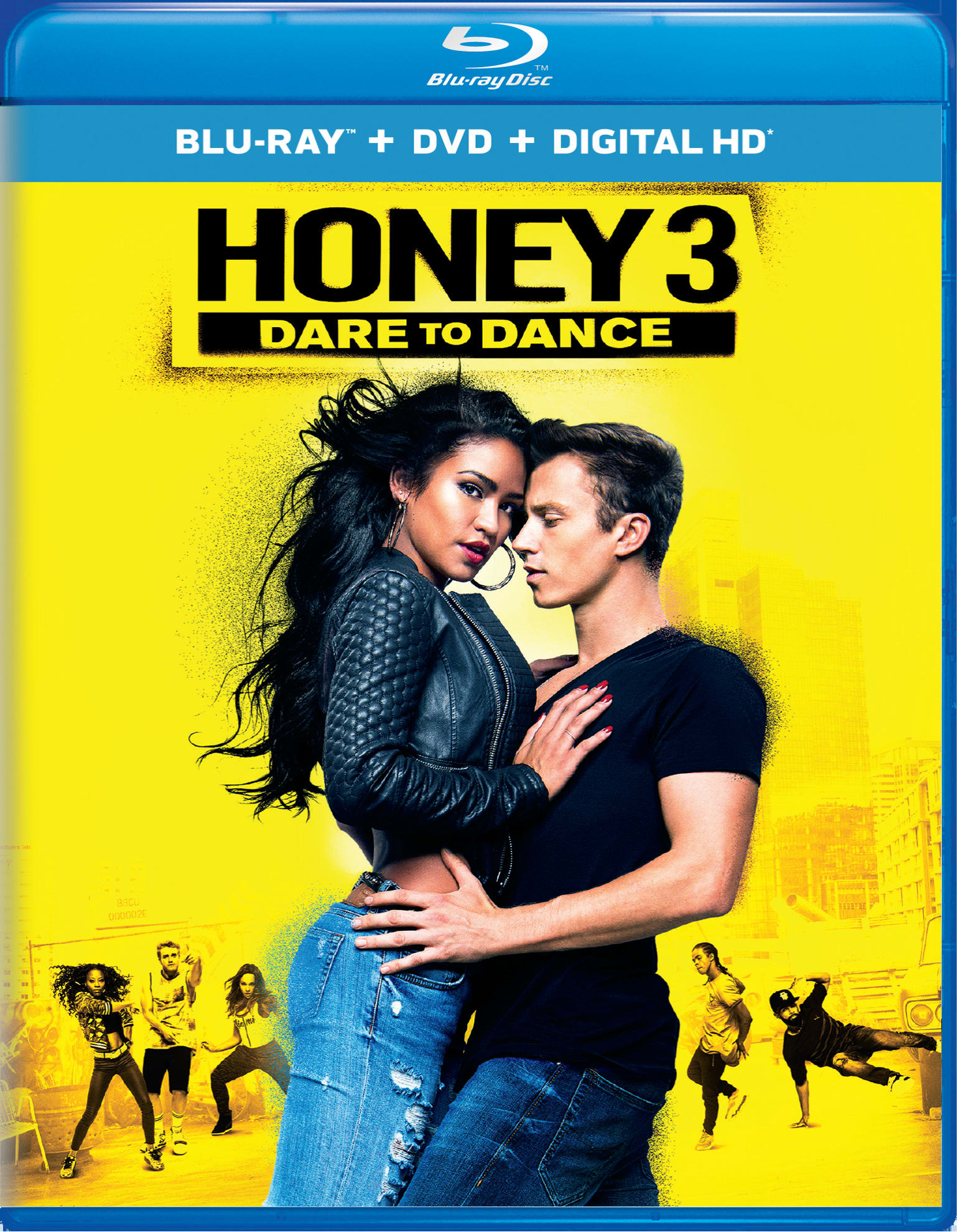 Honey 3: Dare to Dance (DVD + Digital) [Blu-ray]