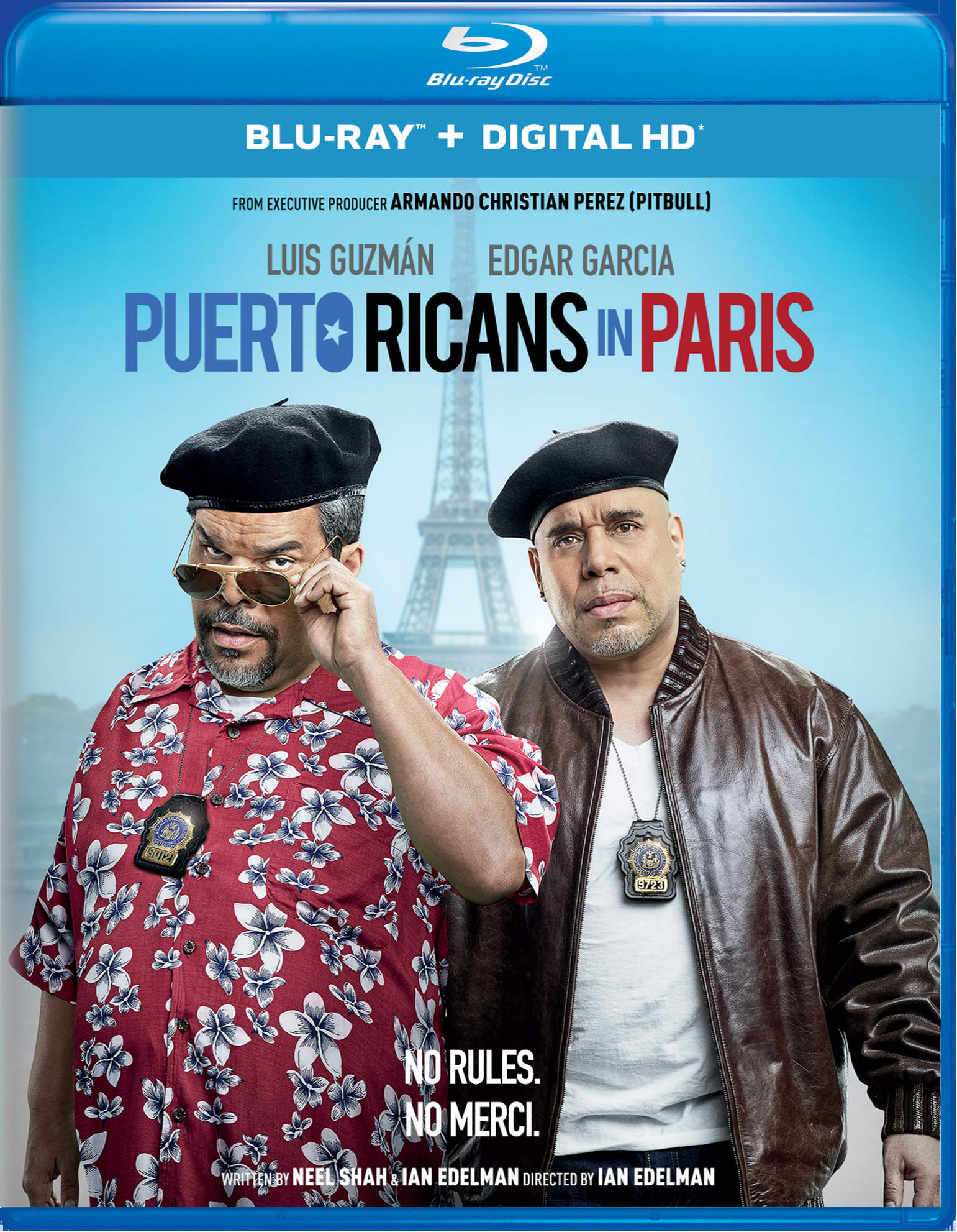 Puerto Ricans in Paris [Blu-ray]