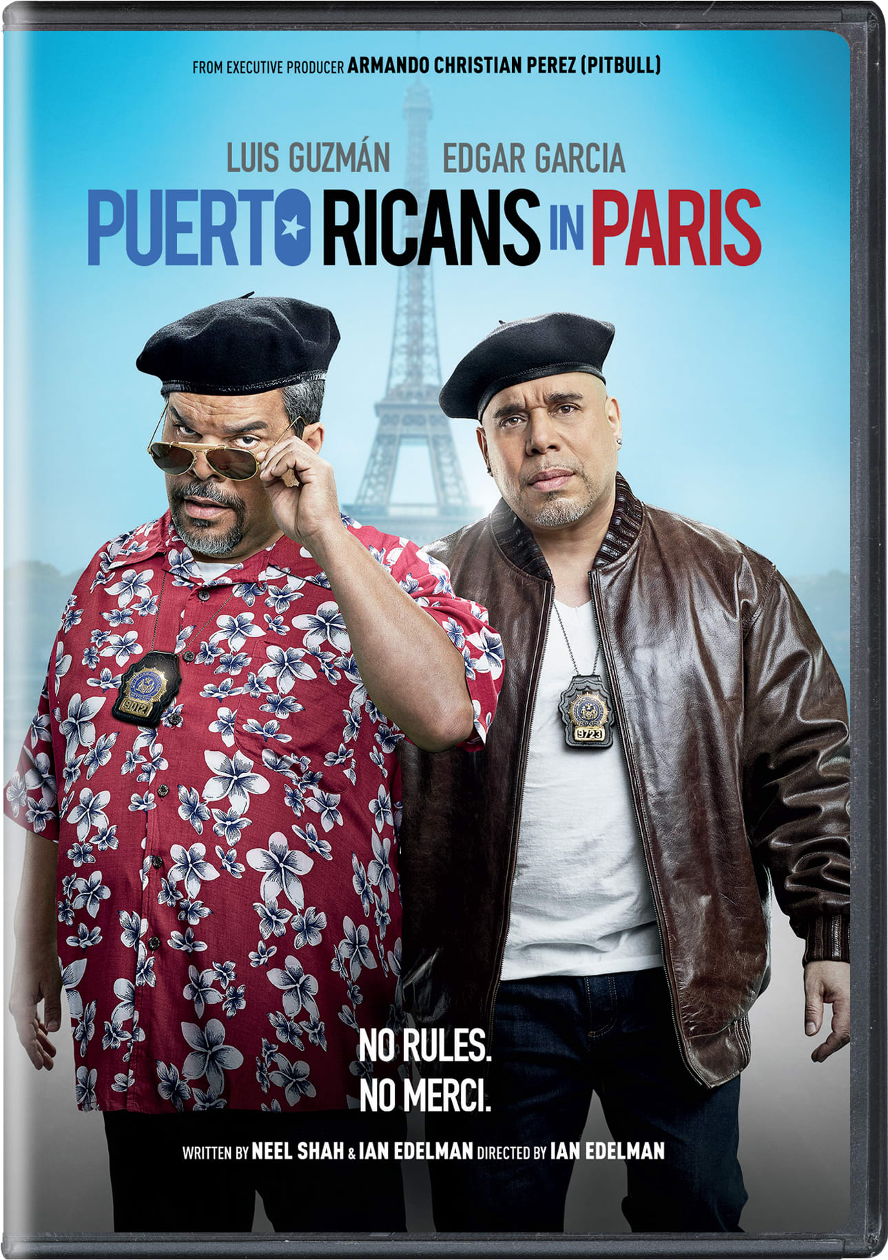 Puerto Ricans in Paris [DVD]