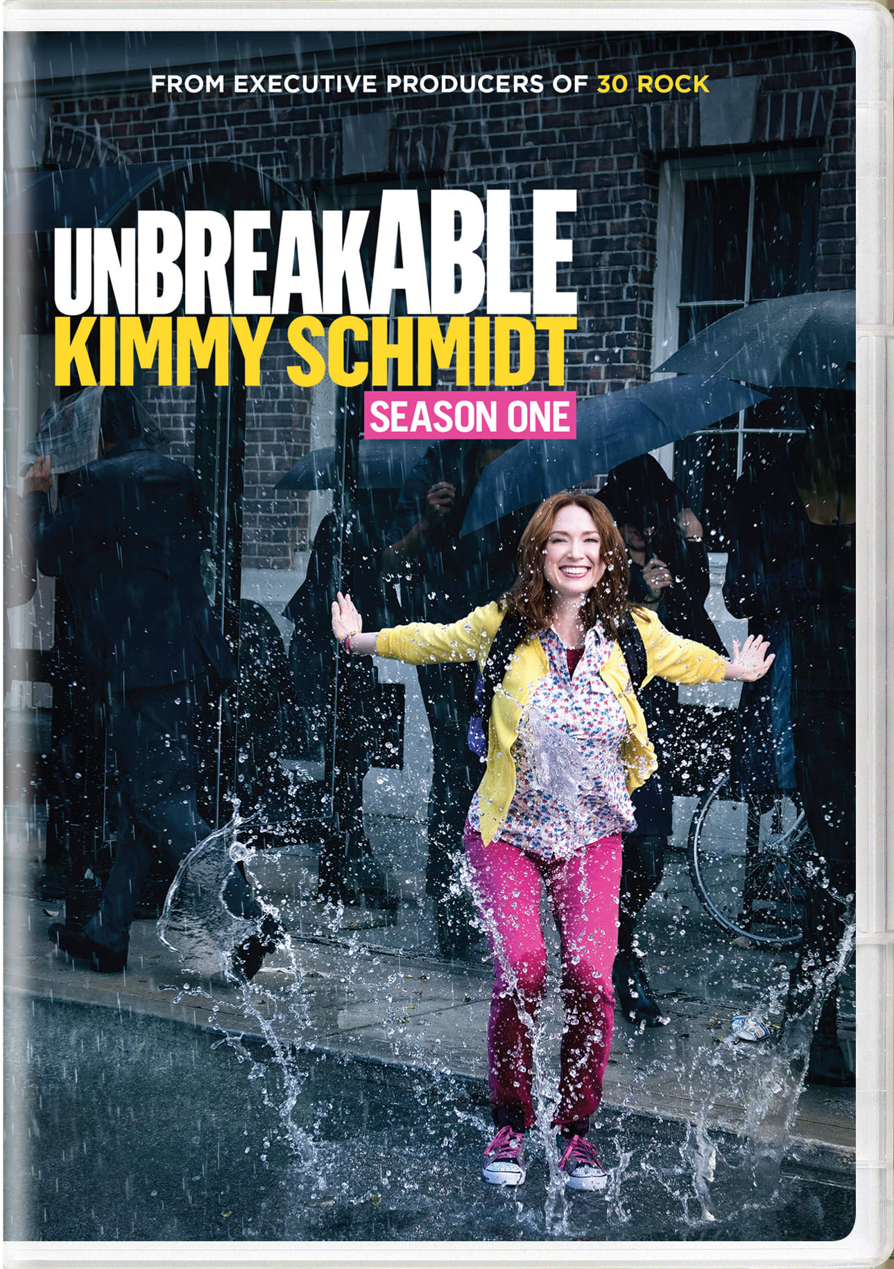 Unbreakable Kimmy Schmidt: Season One [DVD]
