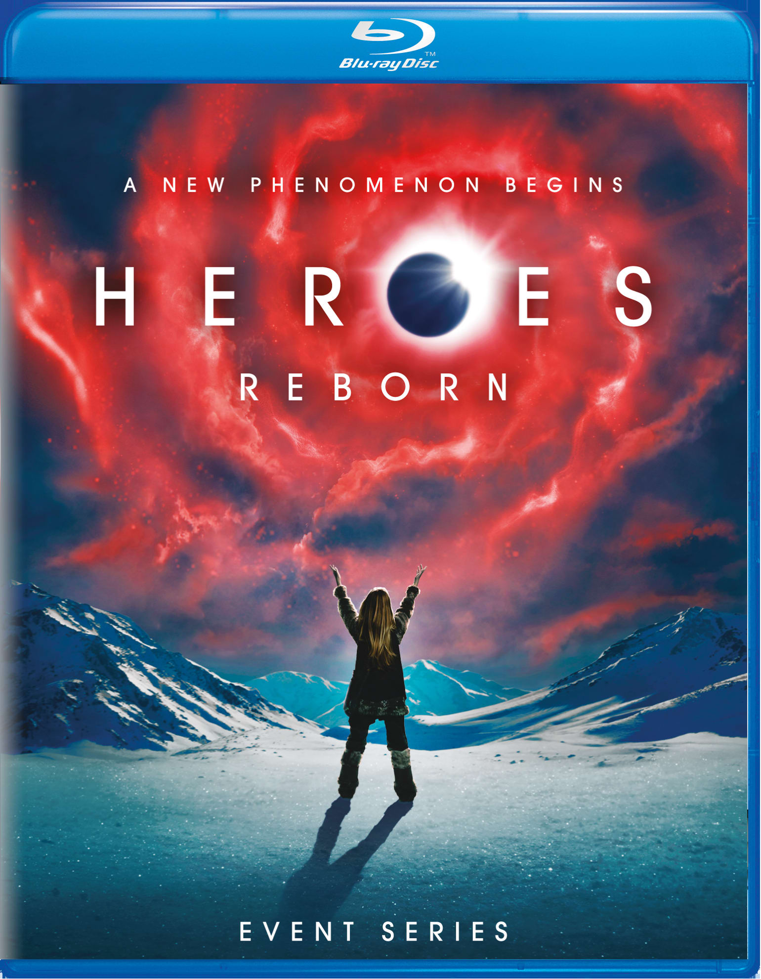 Heroes Reborn: Event Series [Blu-ray]