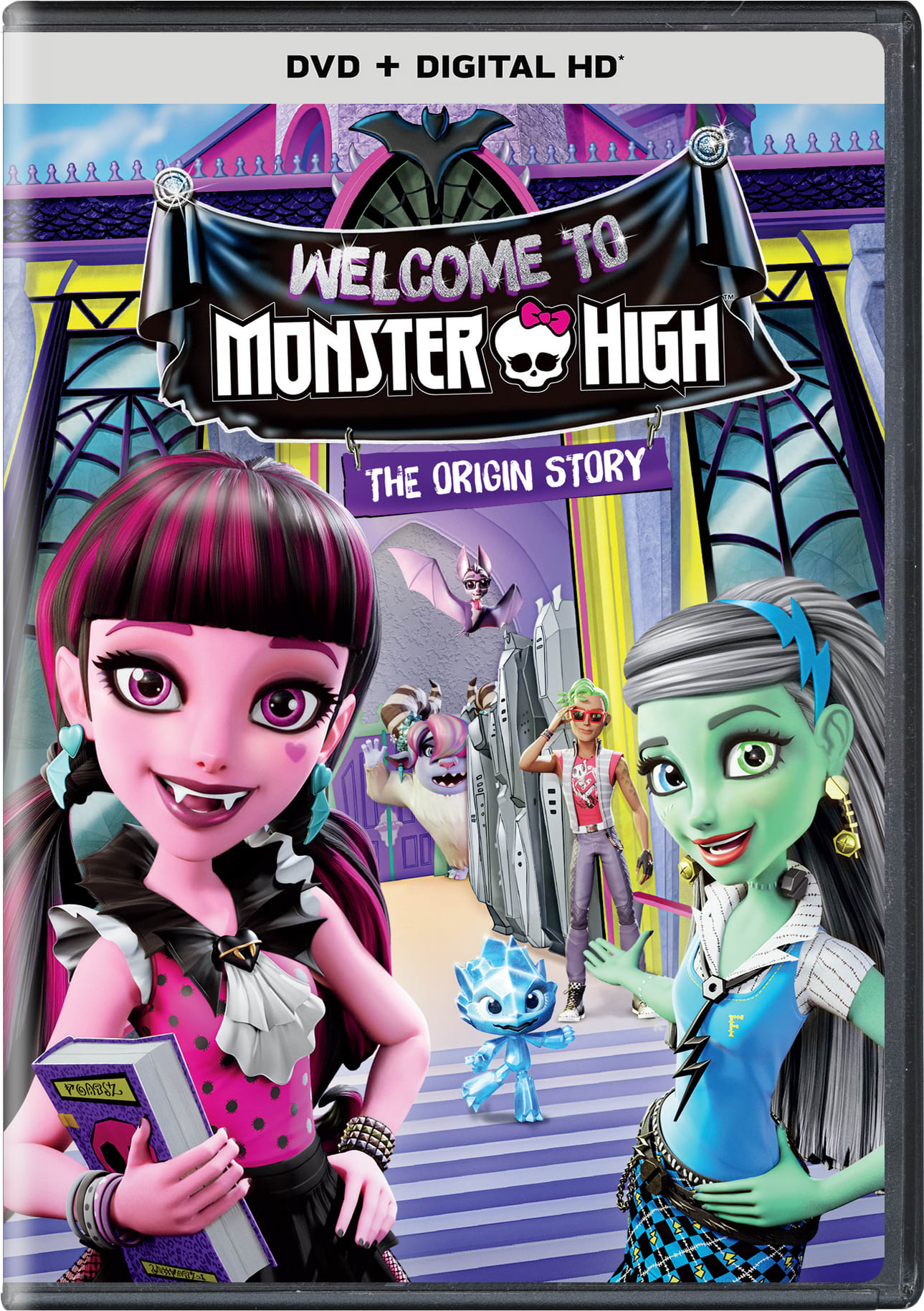 Monster High: Welcome to Monster High [DVD]